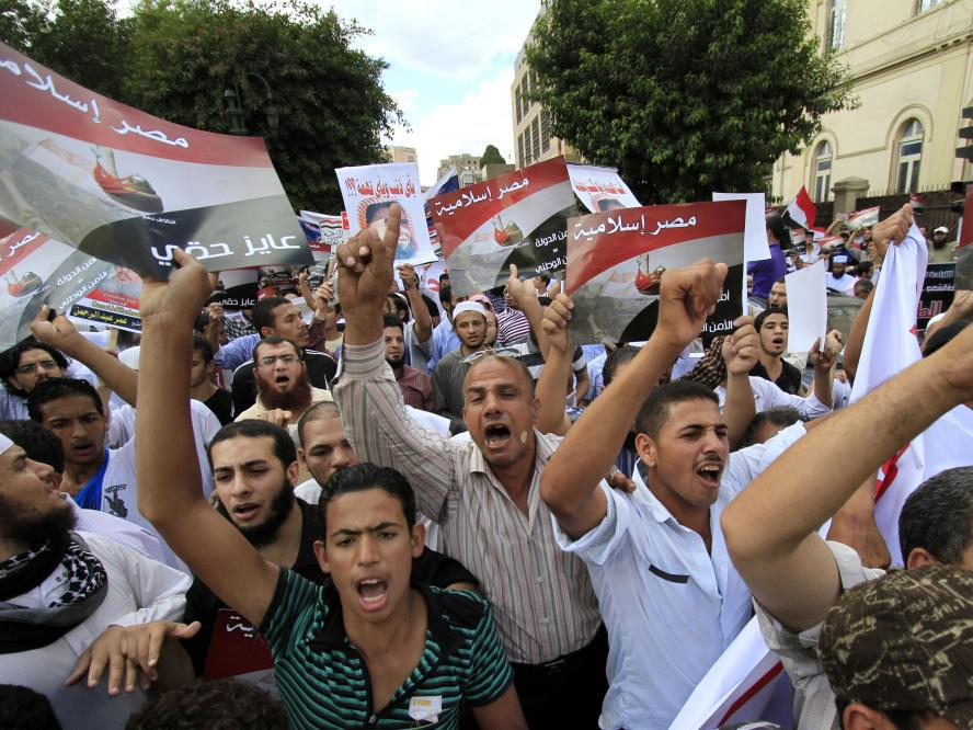 salafism in egypt Baher ibrahim: egypt's peaceful muslims are being denied religious freedoms as the influence of conservative salafism grows.