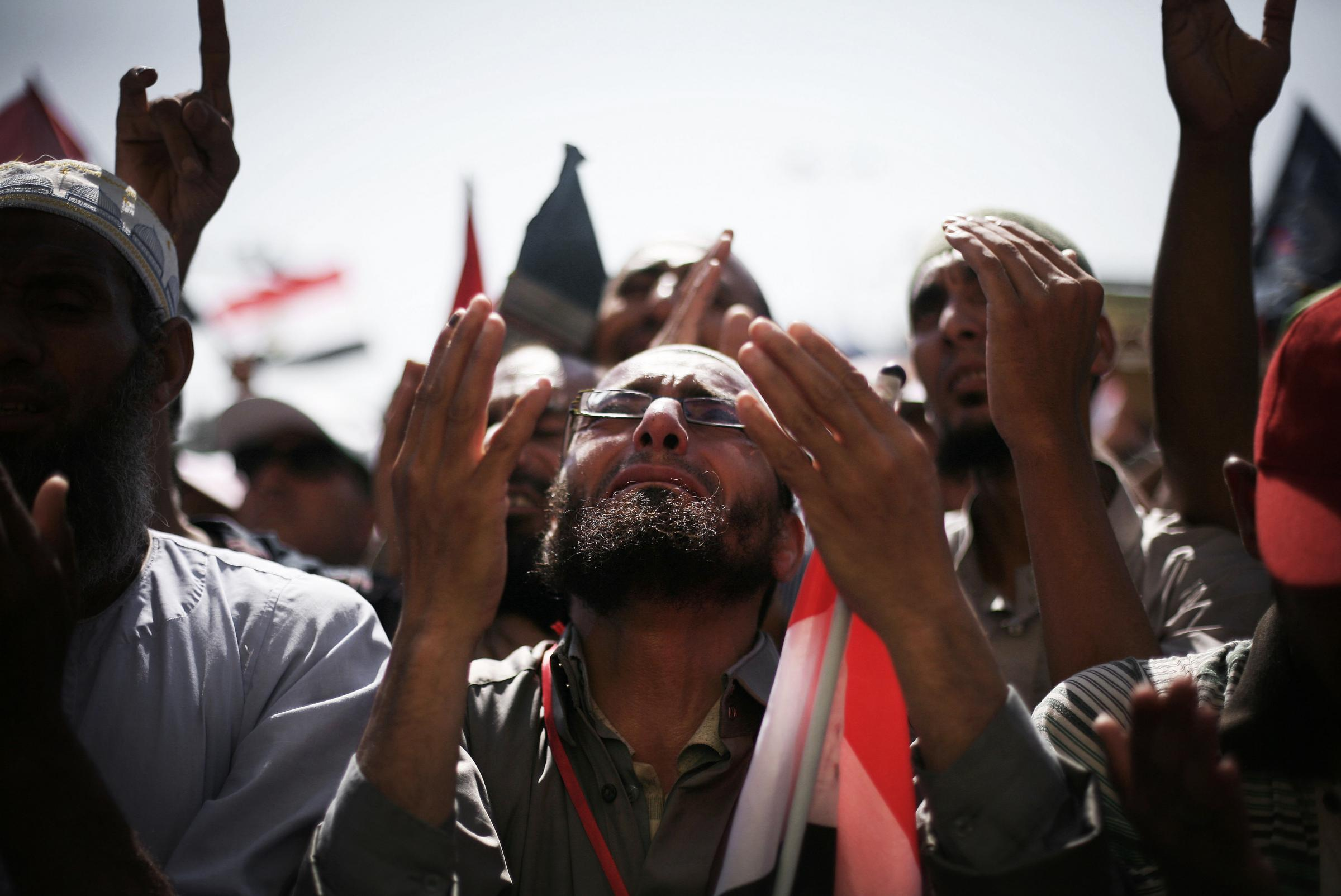 muslim brotherhood the project The muslim brotherhood is directly linked to a huge number of islamic organizations such as cair, isna, icna, msa, mas and others in america to create the framework for spreading the.
