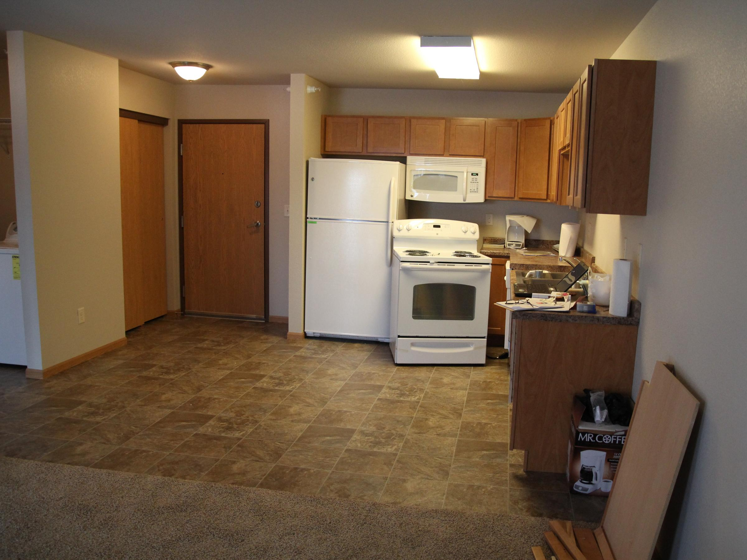The North Dakota Town Where A One Bedroom Apartment Rents For 2 100 A Month Kuow News And