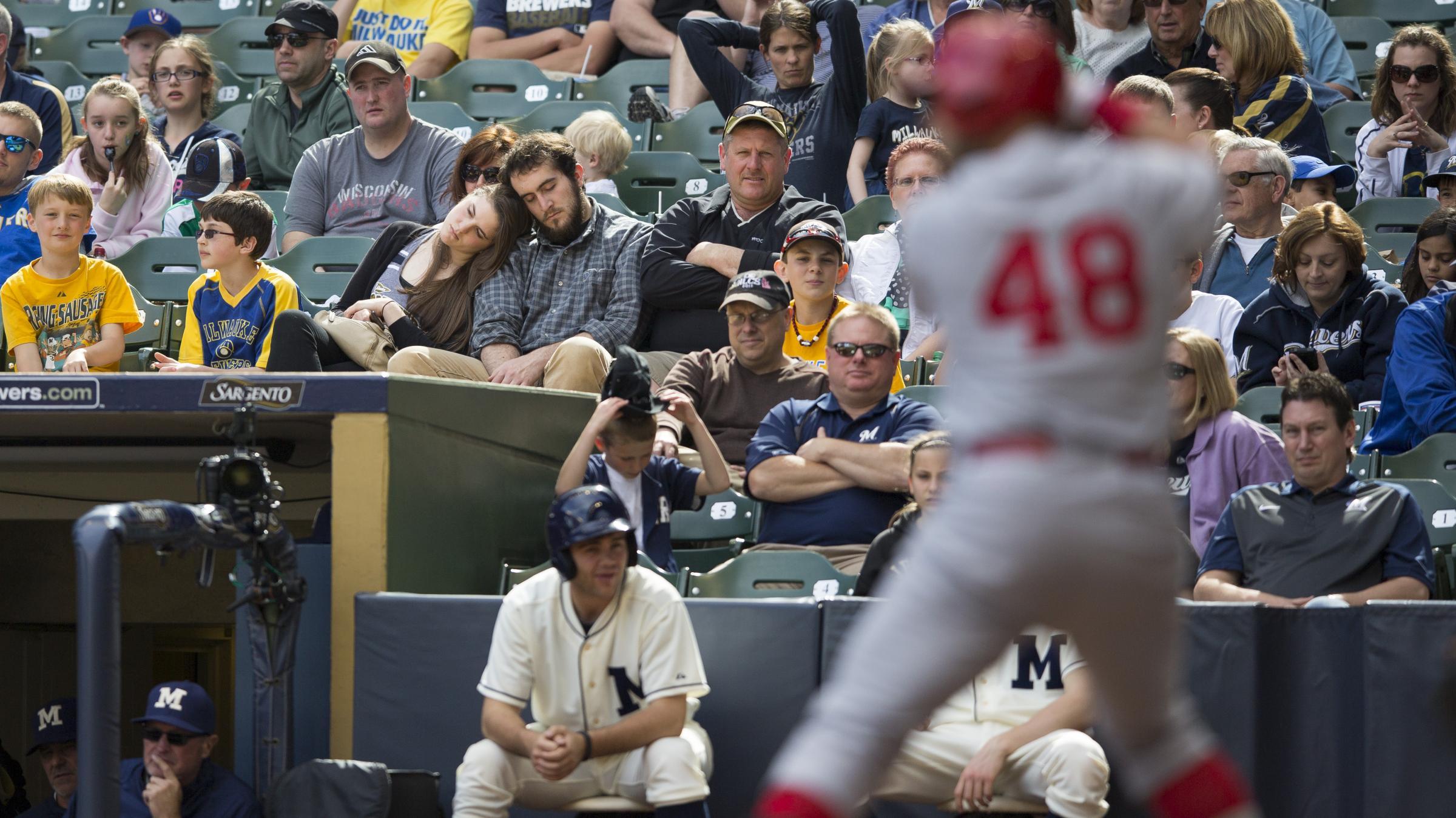 Essays Baseball Game