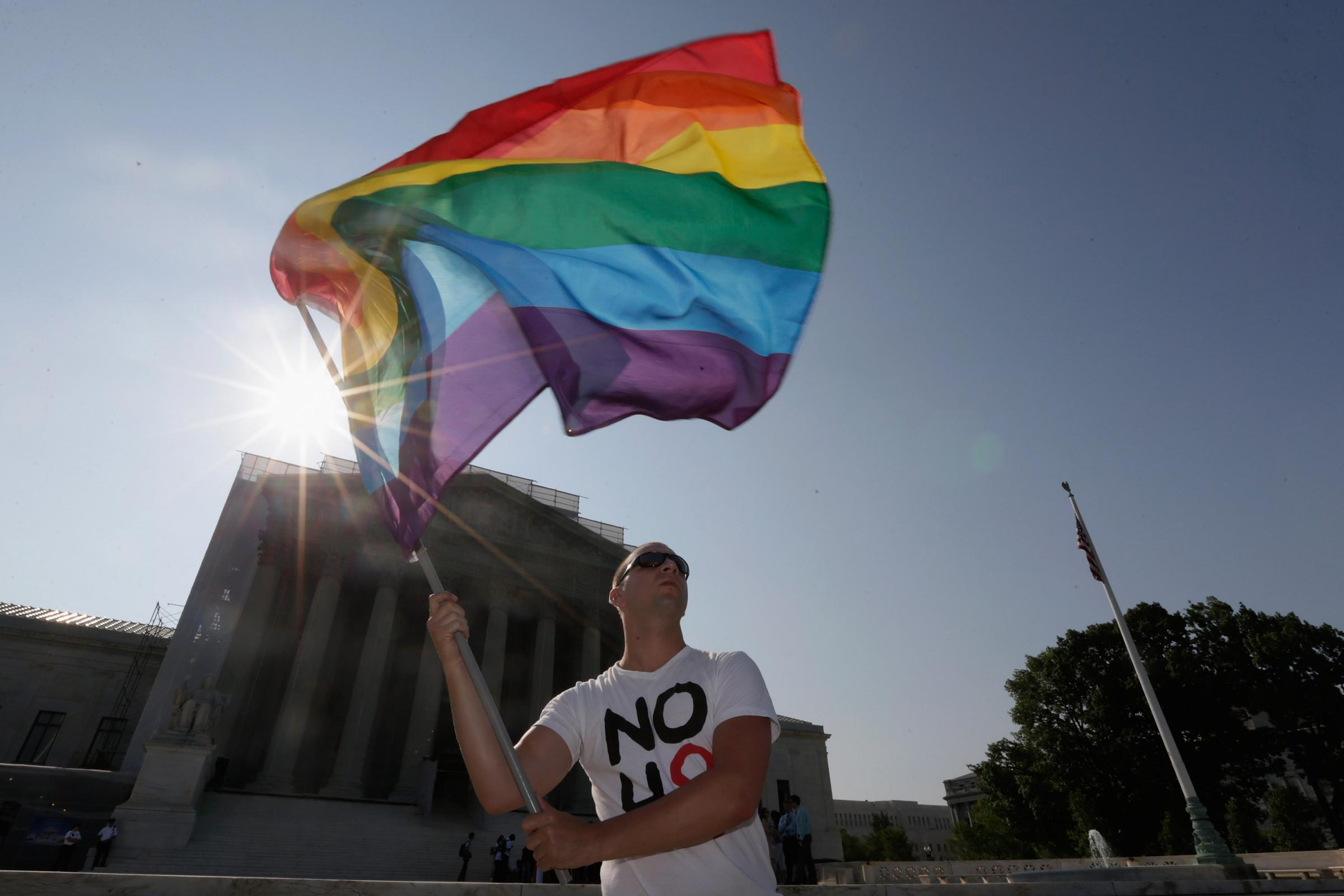construction ism and gay marriage Same-sex marriage laws differ from state to under the state constitution's common benefits clause, to the same benefits and protections as married opposite.