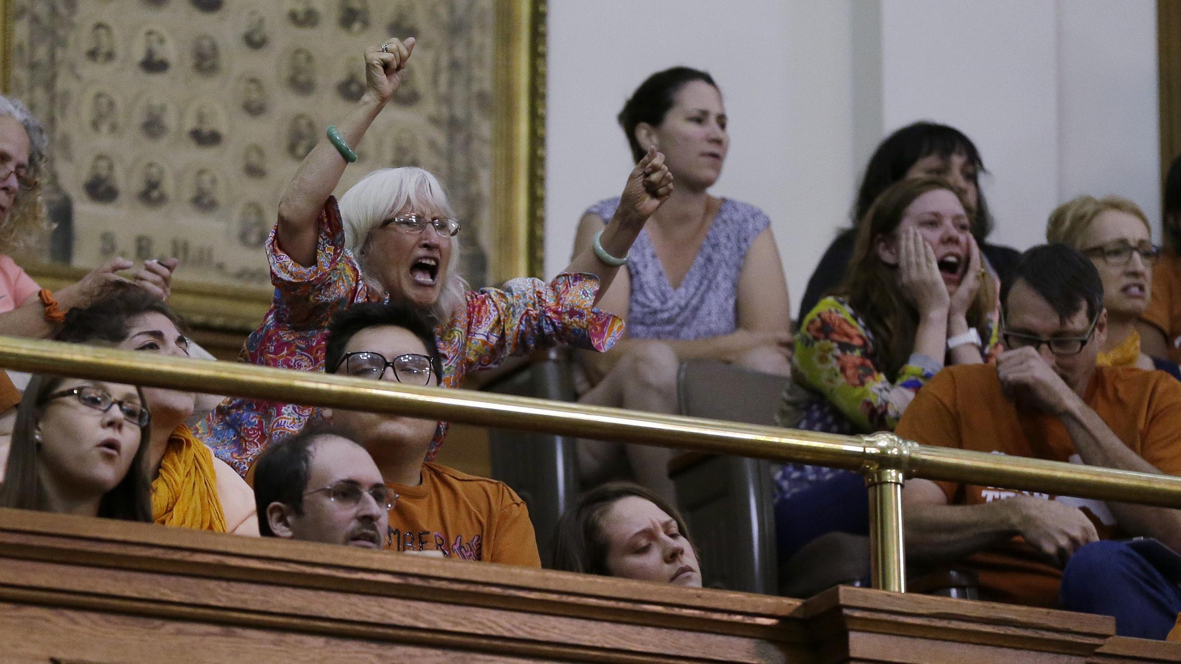 Texas Legislators Called Back For Special Session On ...