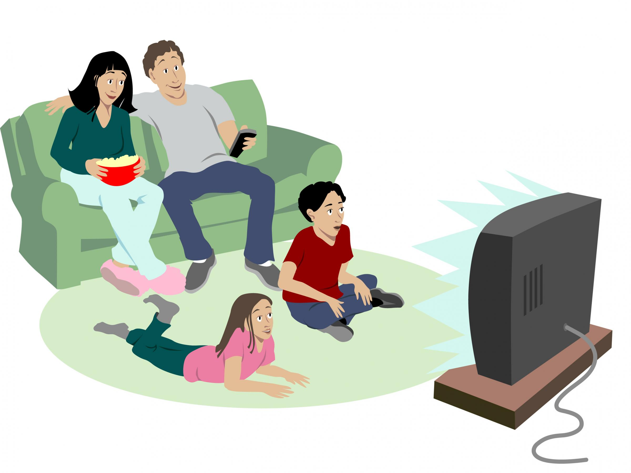 Kids Watch TV As Parents Do, Not As They Say | KRWG