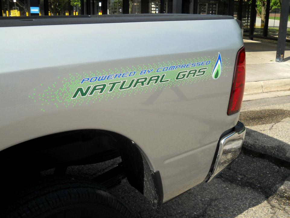 Natural Gas Fueled Cars