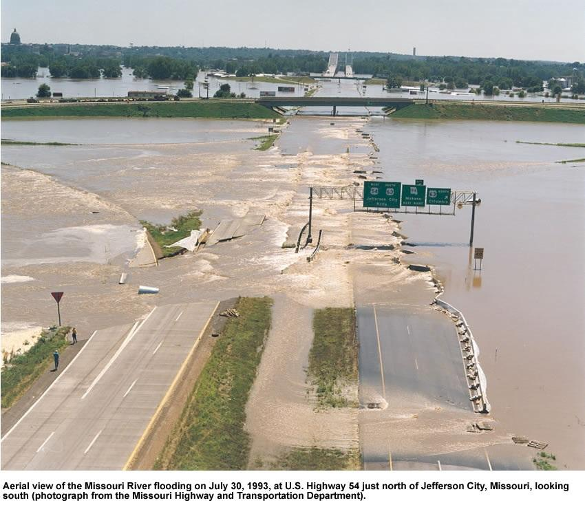 How The Flood Of 1993 Impacted And Changed North Jefferson