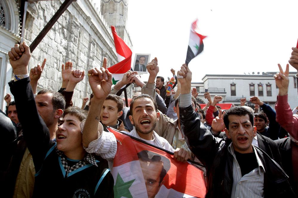 syrian uprising Syria has been ruled by the baath party since 1963, the majority of that time under the dictatorship of hafez assad marked by repression and violence, assad's.