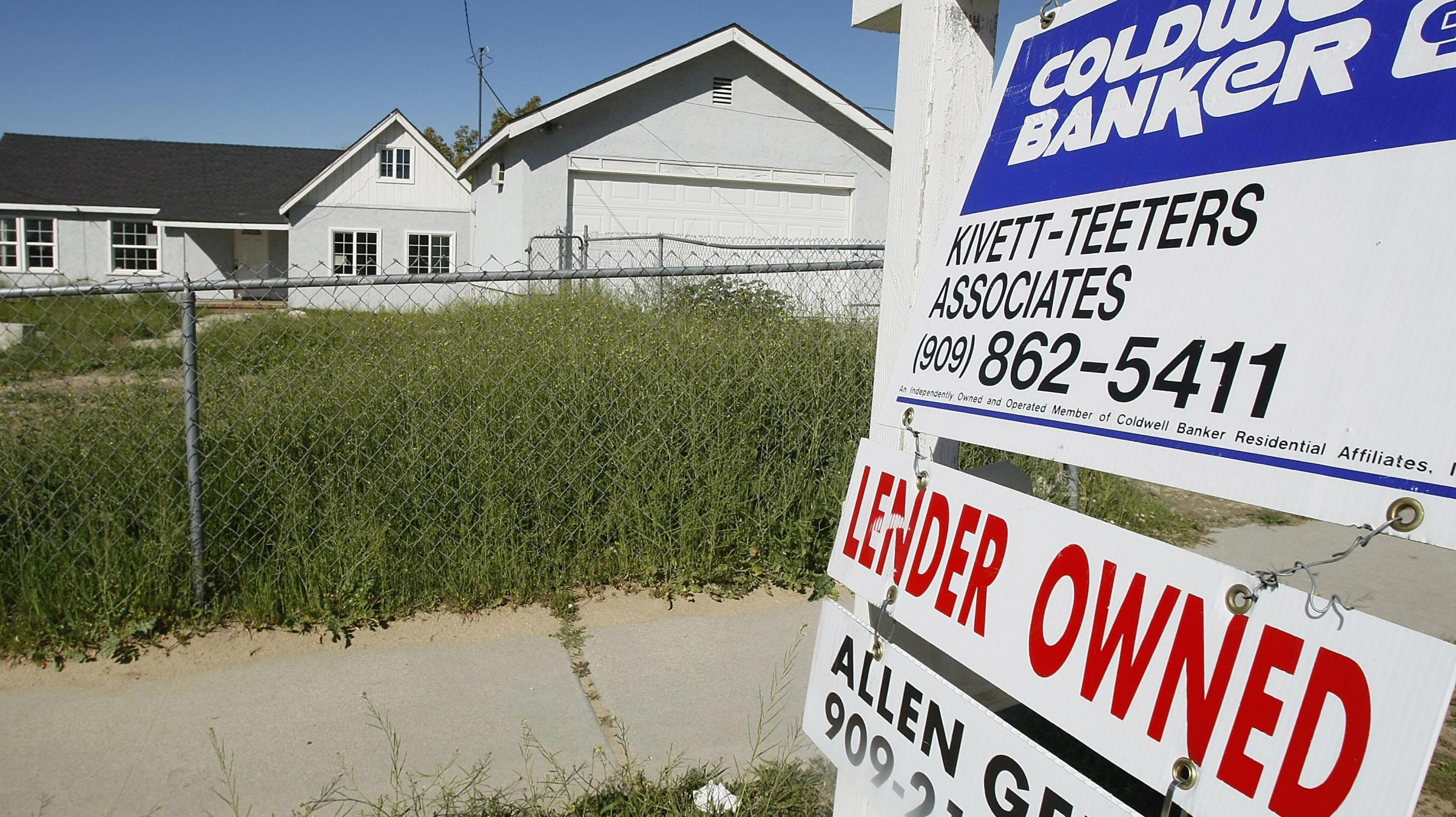 County considers eminent domain as foreclosure fix kera news for Foreclosed homes in southern california