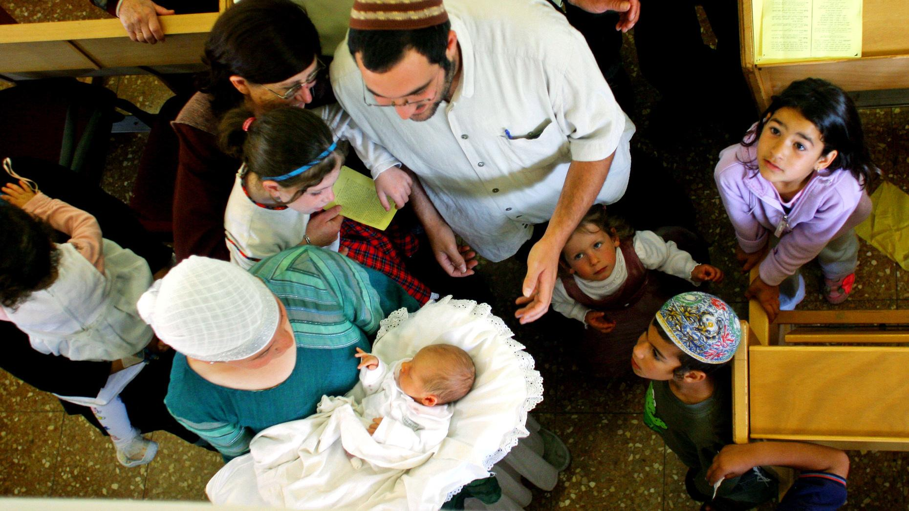 Idea and Jewish adult circumcision style does not