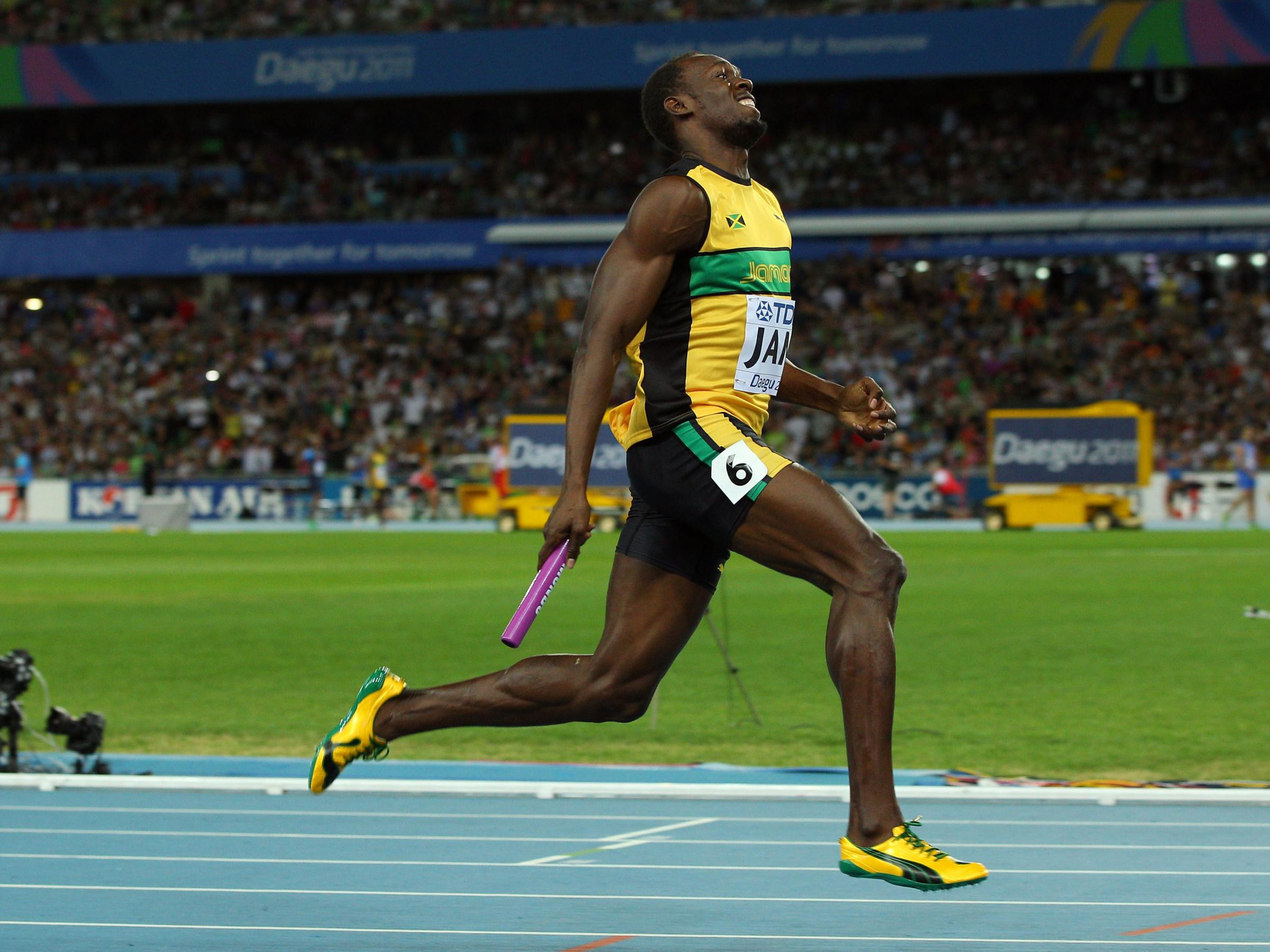 bolt sprinter