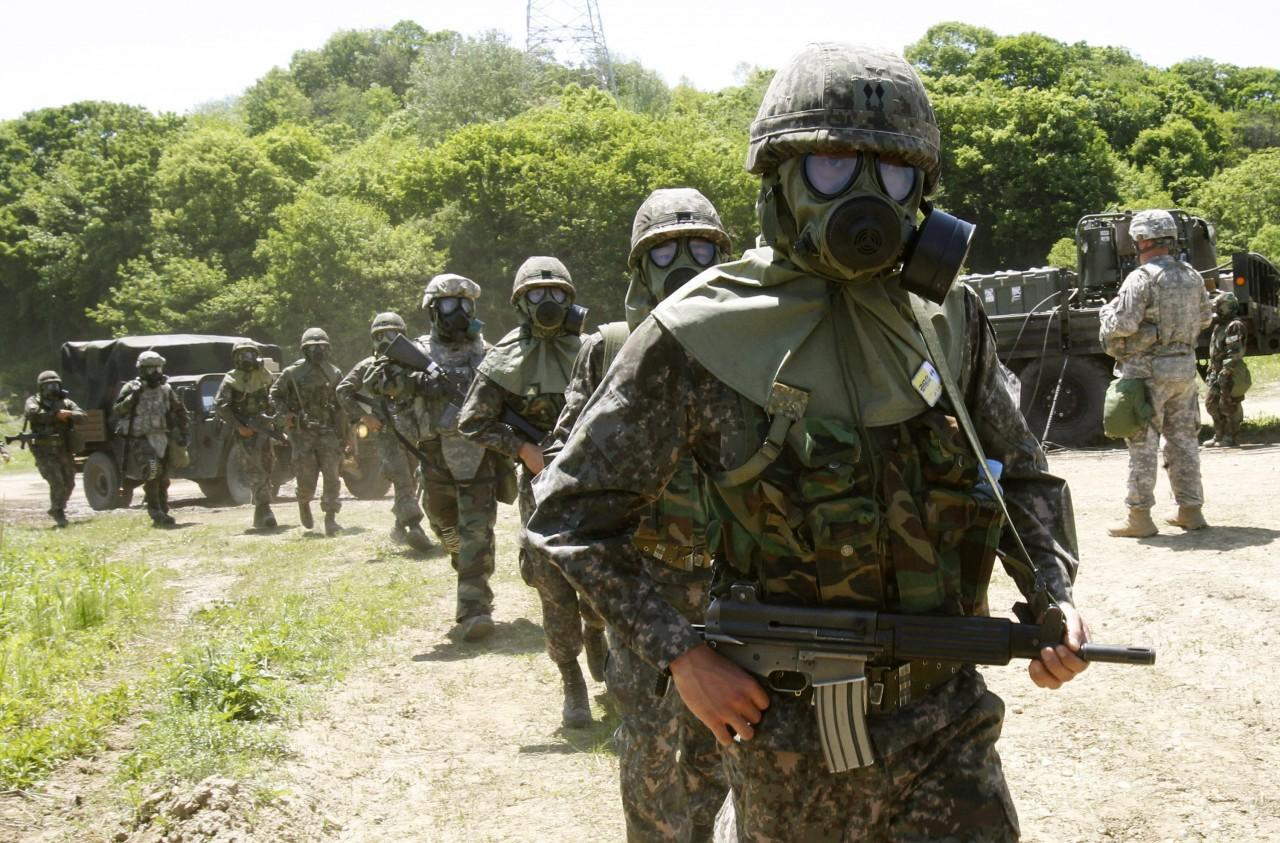 military use of biological weapons They generally consist of two parts – a weaponized agent and a delivery  mechanism in addition to strategic or tactical military applications, biological  weapons.