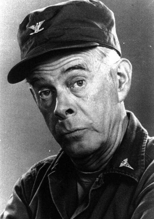 Col Potter Has Died Actor Harry Morgan Was 96 Wfsu