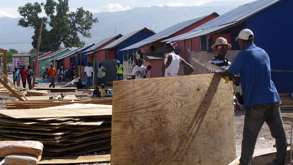 The Challenge Of Measuring Relief Aid To Haiti Wfsu