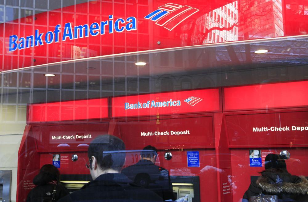 bank of america abroad fee
