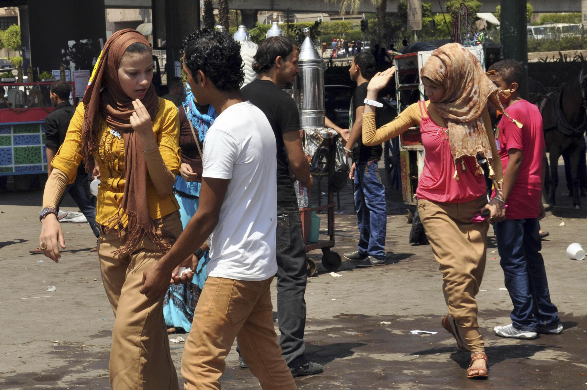 cairo single muslim girls Remove all disconnect the next video is starting stop stop.