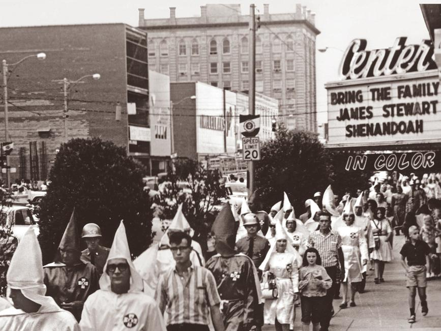 the rise and fall of the ku klux klan in the us Newspapers from the rise and fall of the ku klux klan in the  of american nationalism, we need to go back to the 1920s when the klan.