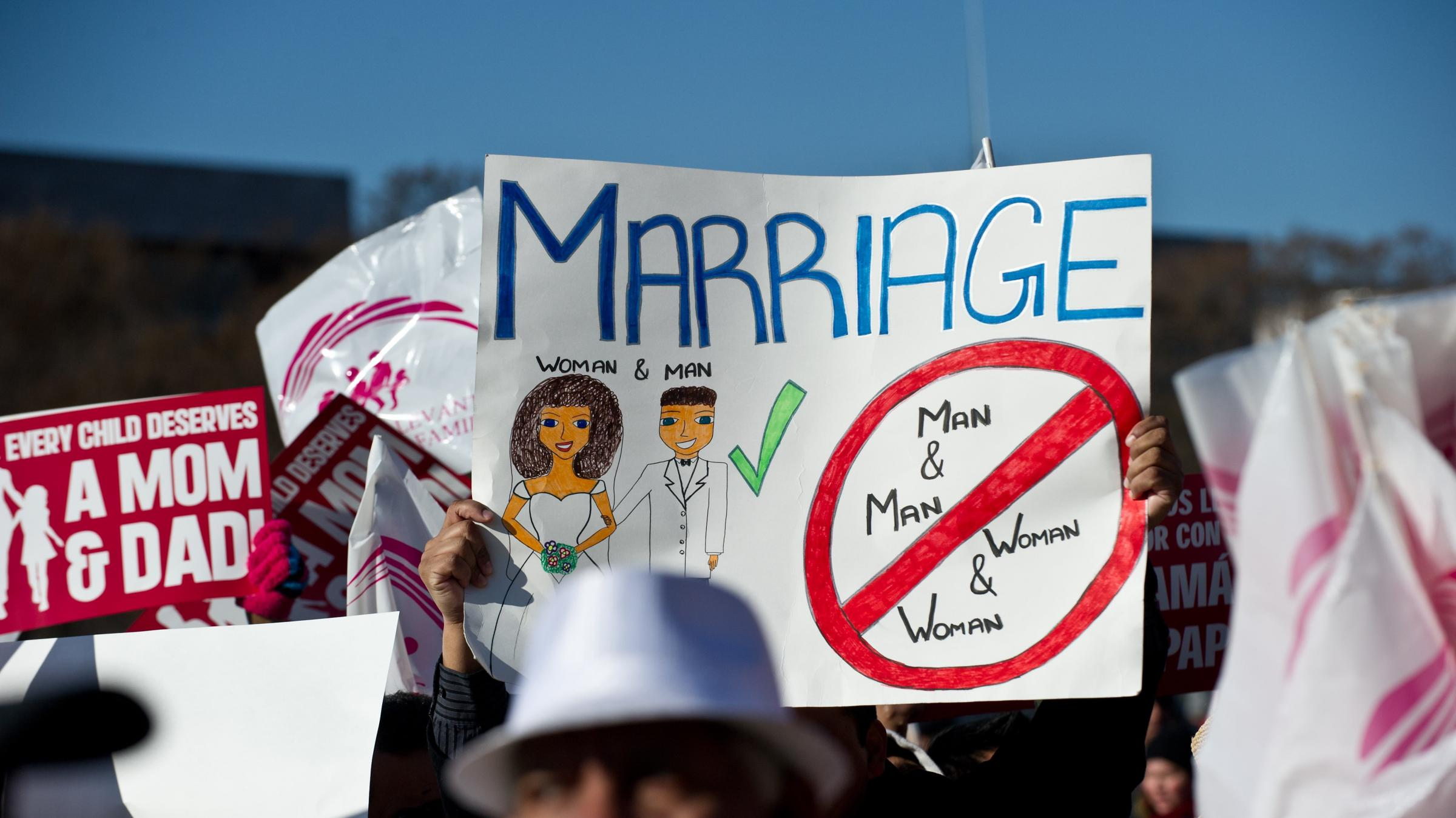 gay marriage ban states