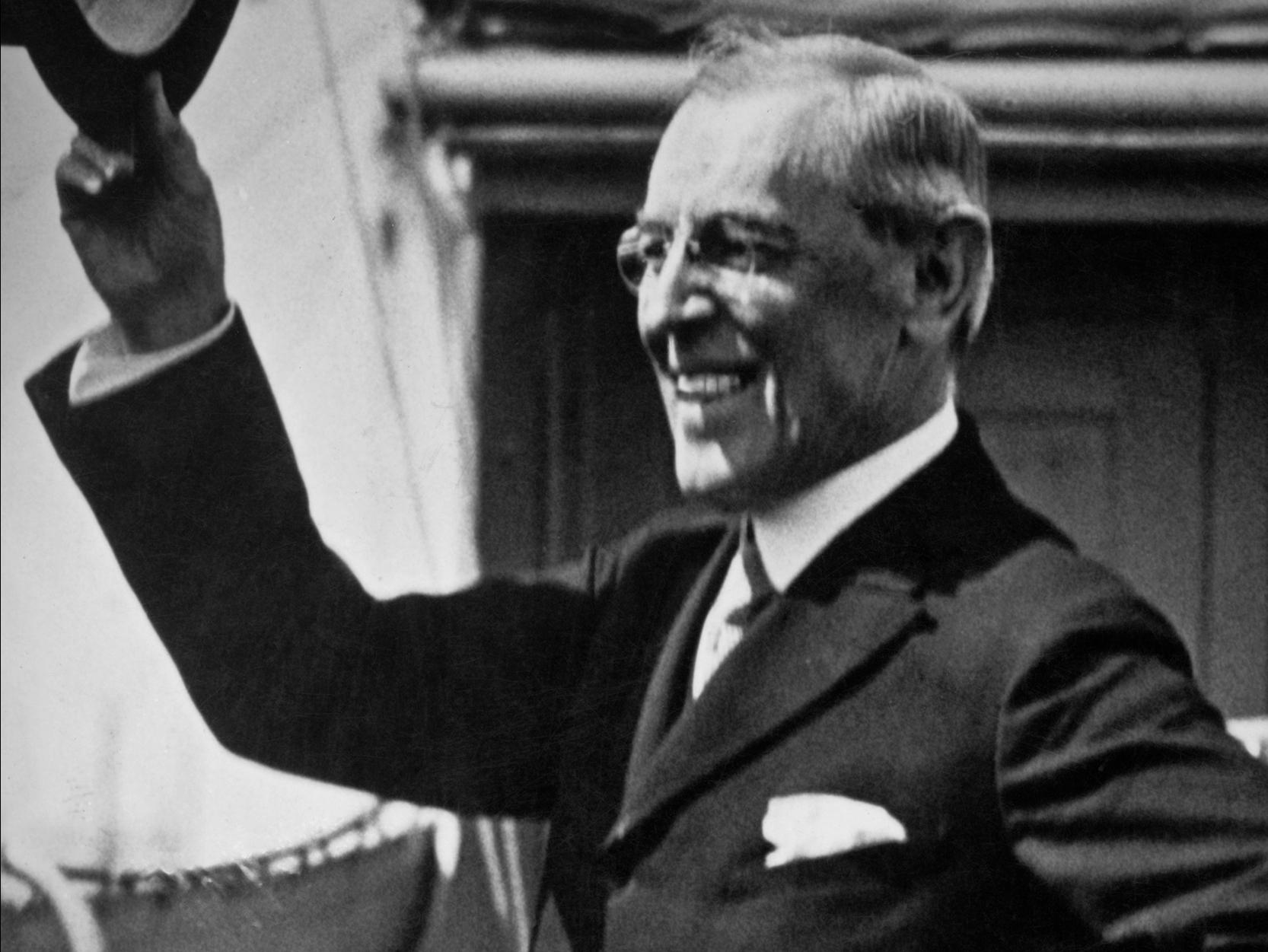 the life of thomas woodrow wilson and his take on politics Woodrow wilson was born on december 28 his first name is actually thomas but he chose woodrow as his professional name because he thought it sounded more authoritative while garfield taught politics at princeton and wilson was its president.