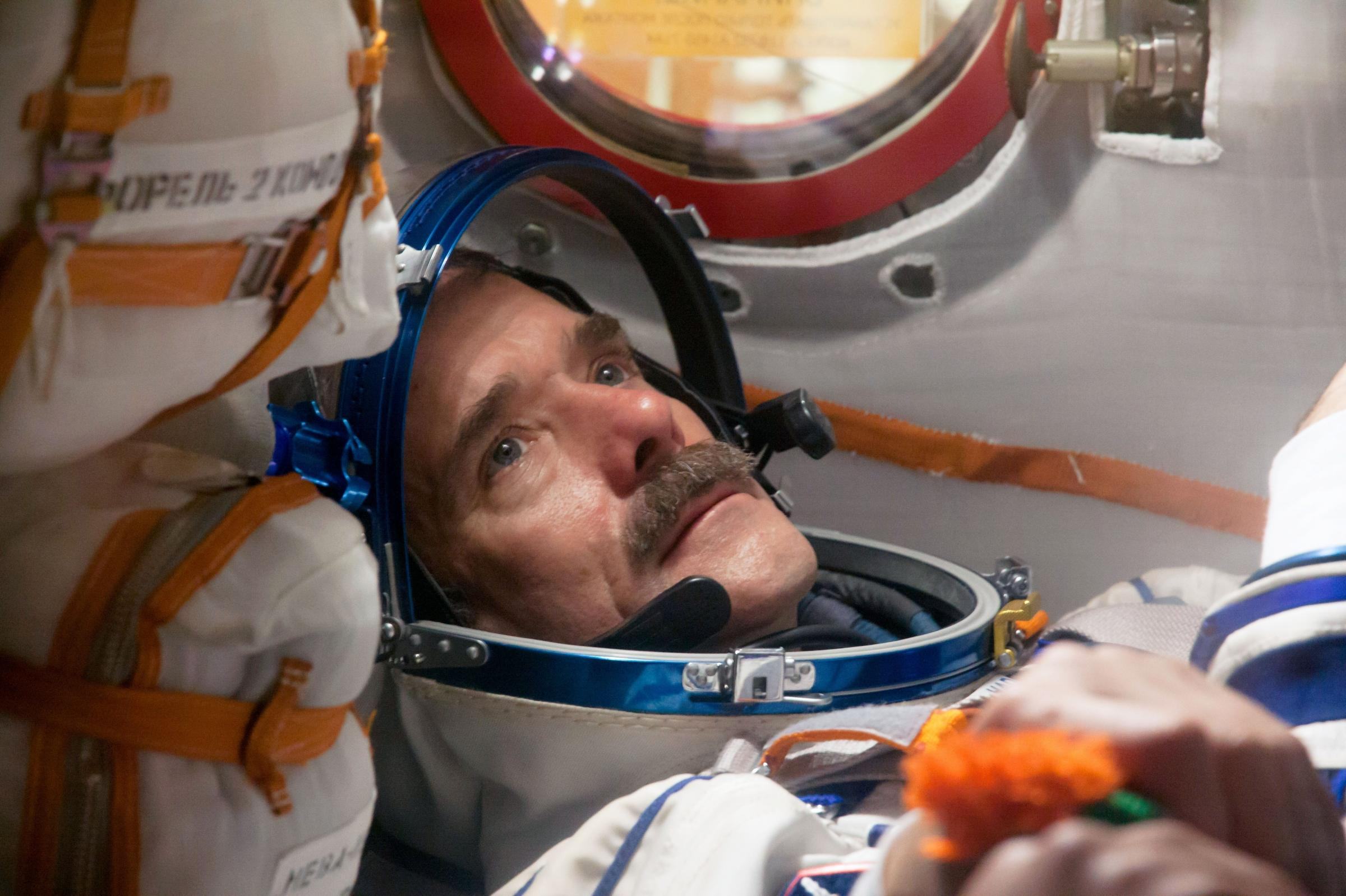which canadian astronaut has been in space the longest - photo #3