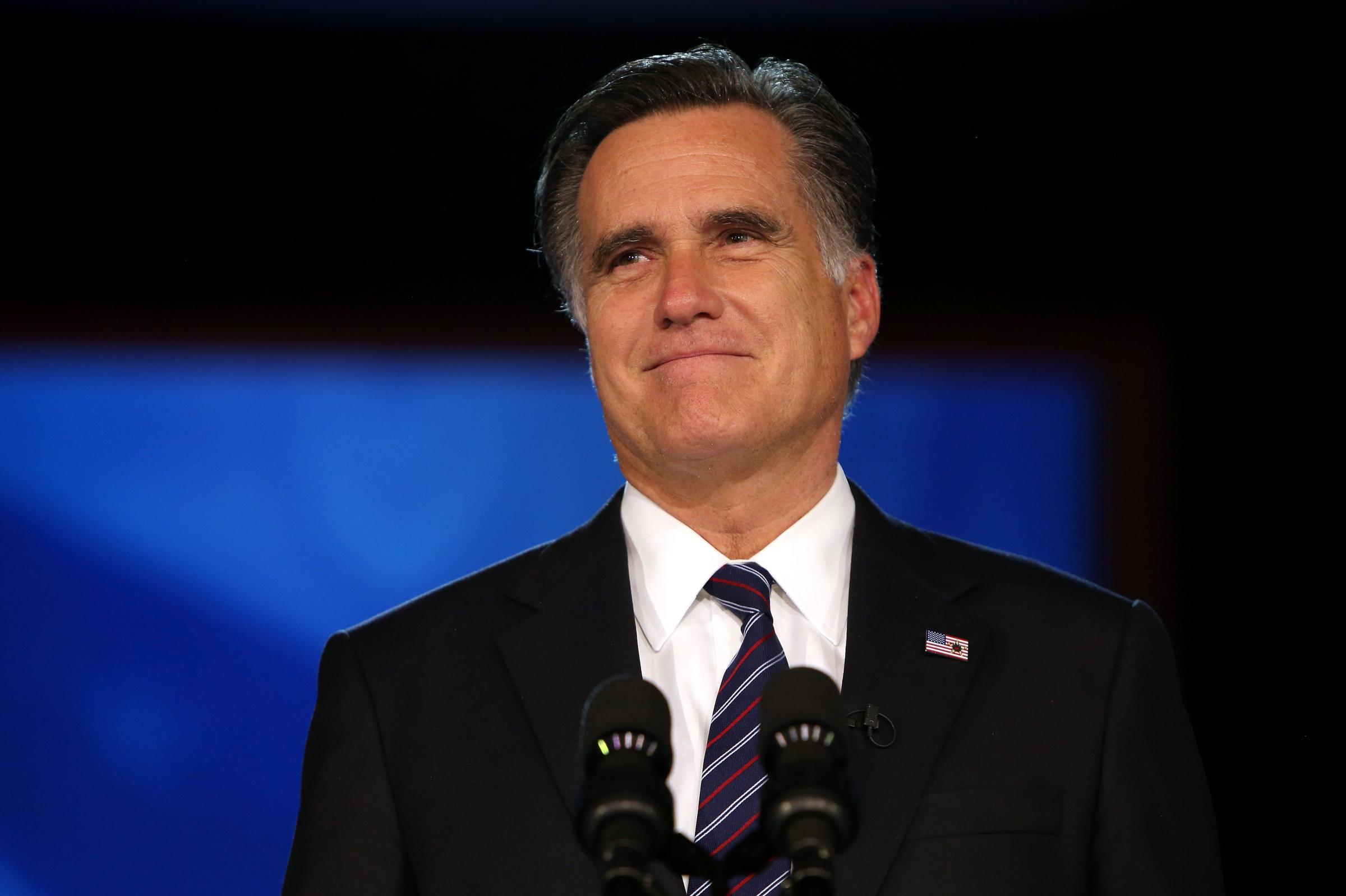 Excerpts from Mitt Romney's convention speech