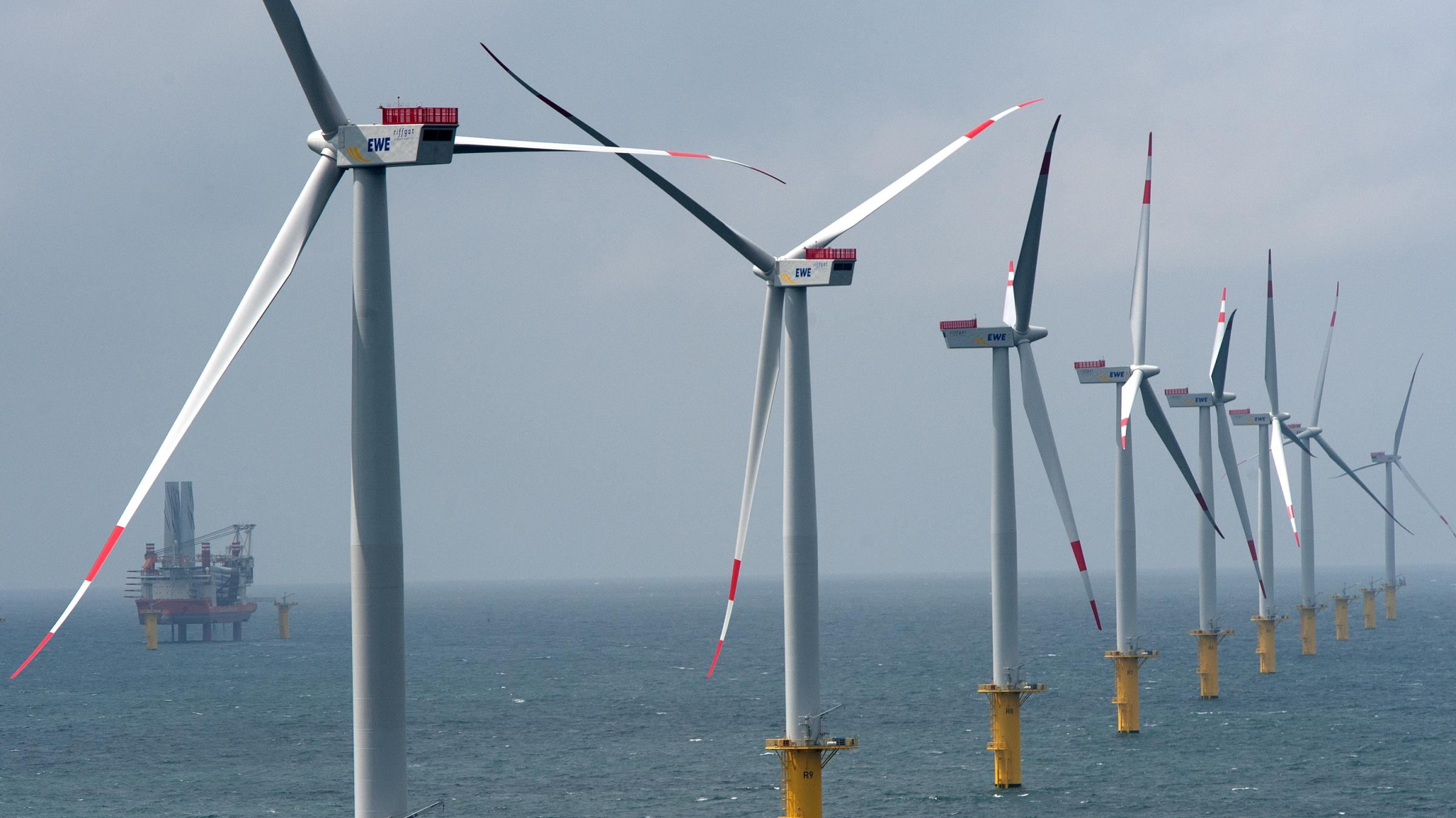 Sold! First Parcels Auctioned For Future Offshore Wind ...