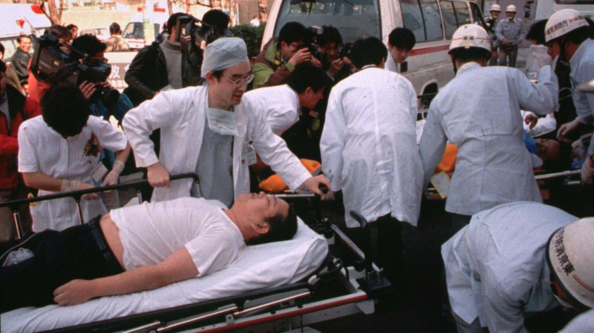 sarin gas The 1994 sarin gas incident in central japan that preceded the aum shinrikyo  cult's subway attacks in tokyo marked its 20th anniversary.