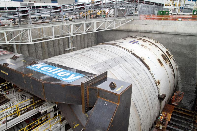 Inslee Says Big Bertha To Resume Drilling Seattle Tunnel