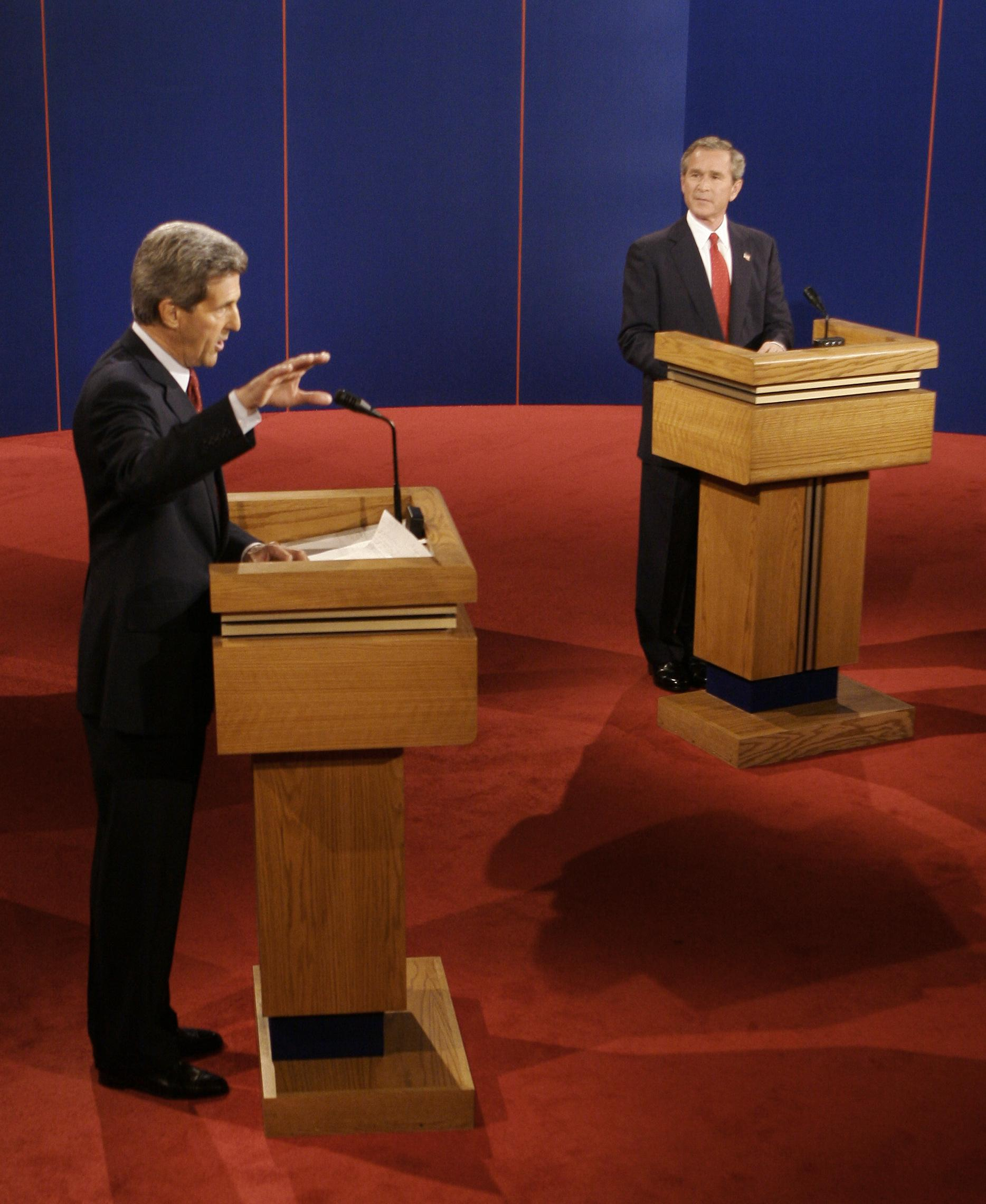 The 2004 democratic presidential candidates essay