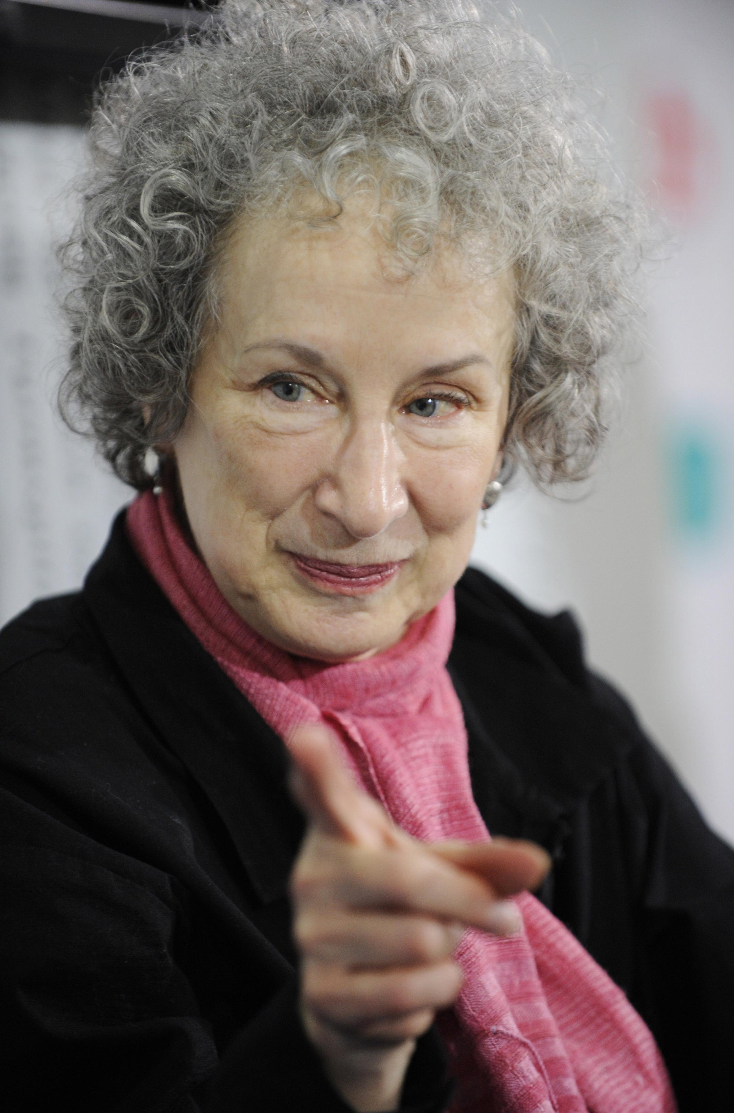 an analysis of the writing style of margaret atwood a canadian author Everything you need to know about the writing style of margaret atwood's the handmaid's tale, written by experts with you in mind writing style analysis.