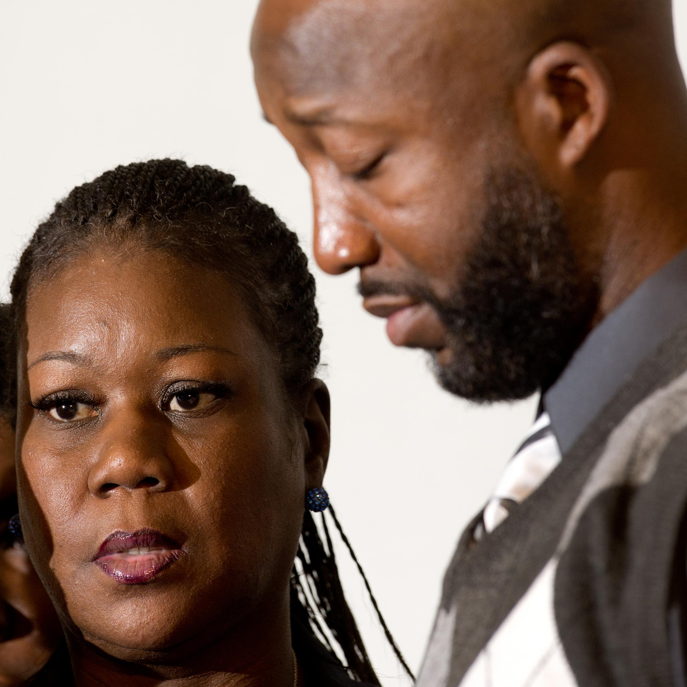 sybrina fulton and tracy martin relationship