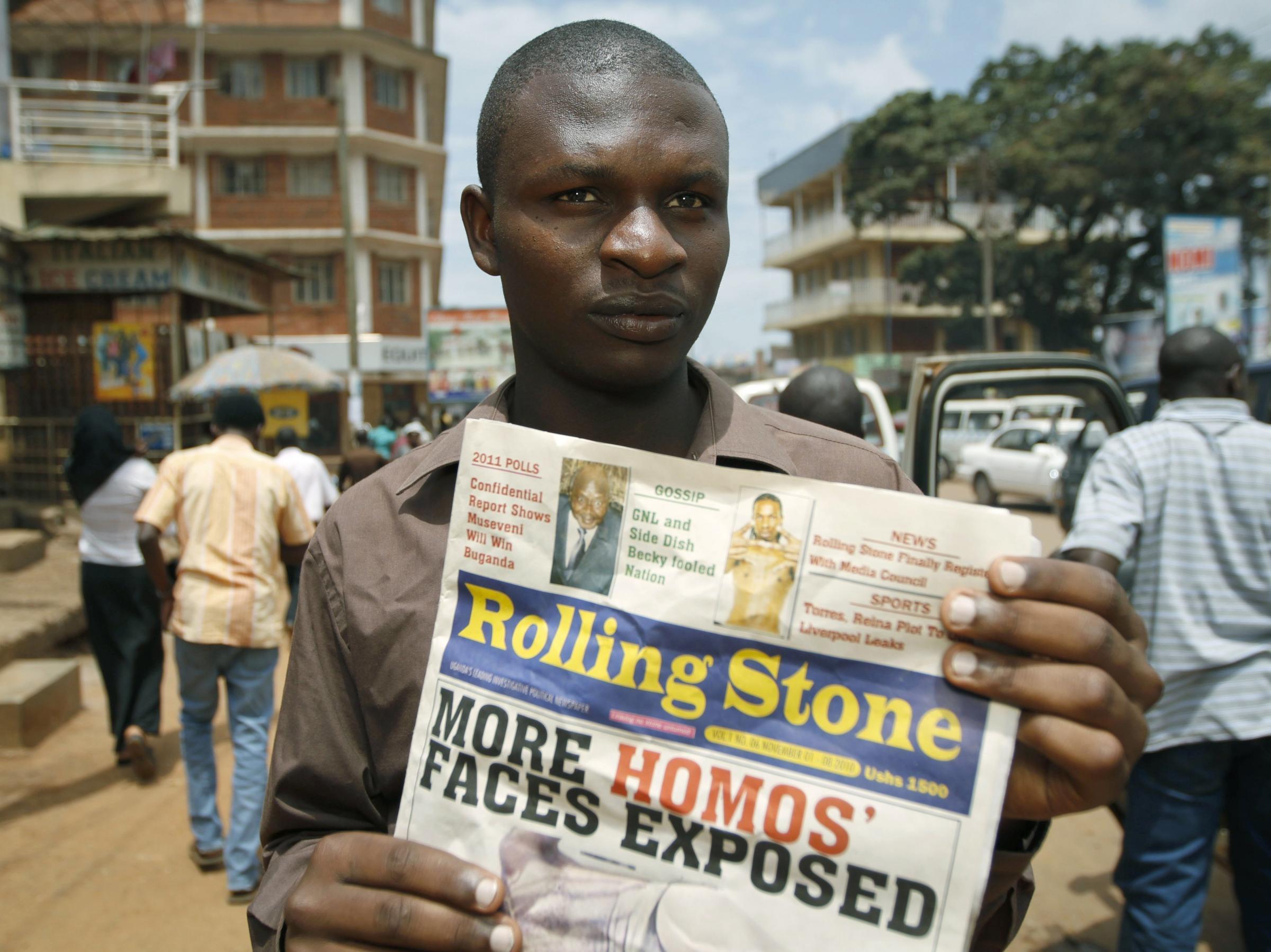 Uganda Gay 109