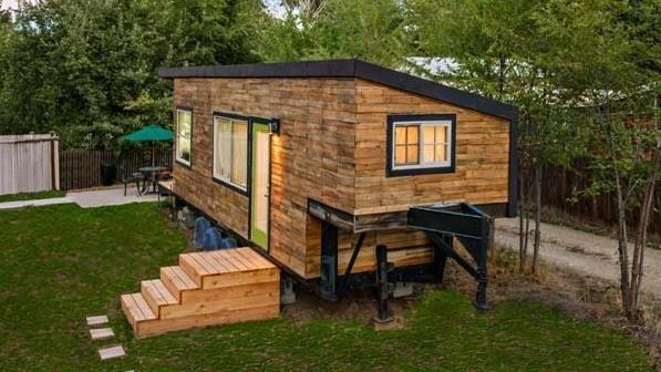Architect 39 S Dream House Less Than 200 Square Feet