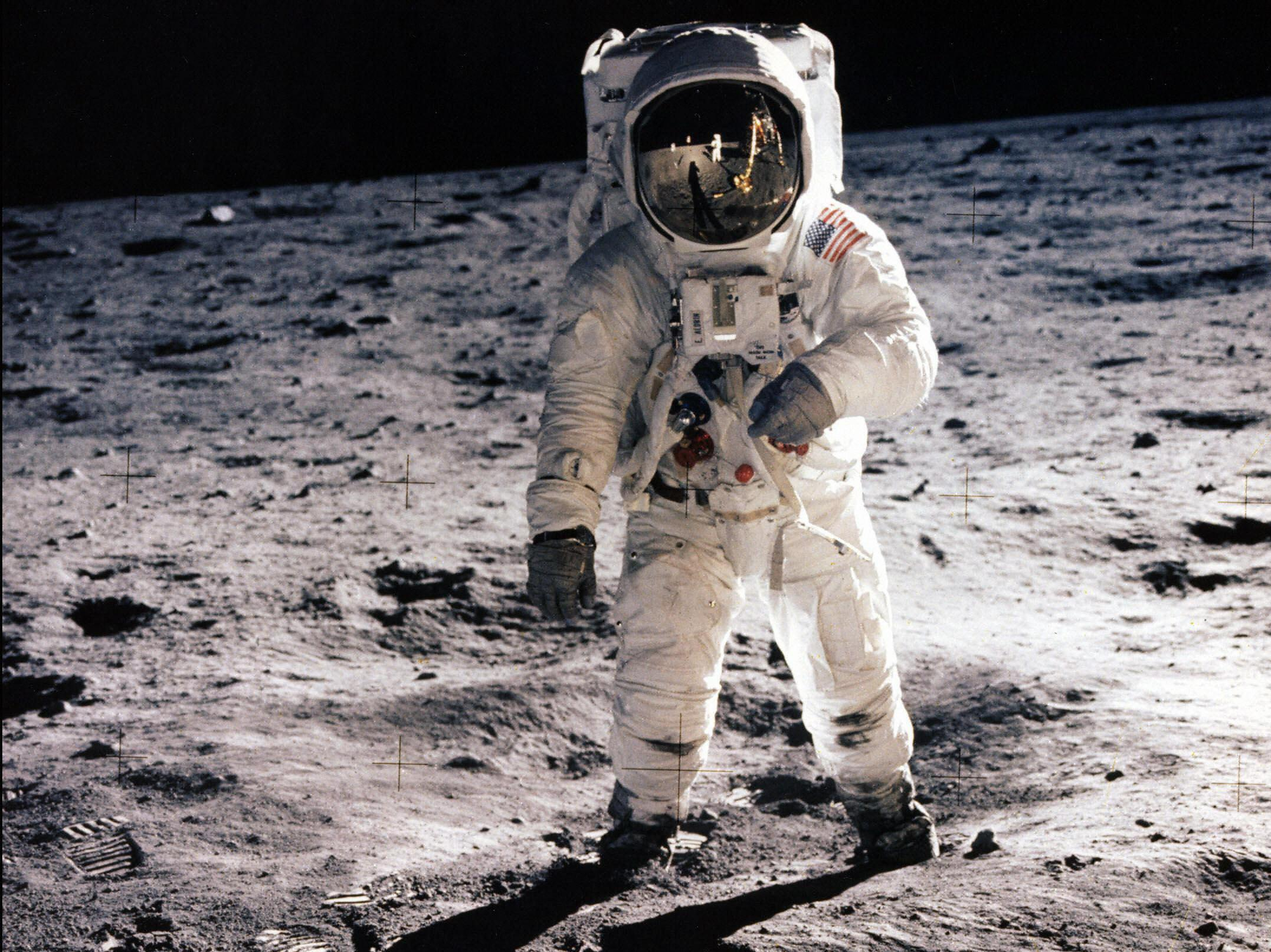 Buzz Aldrin's Case For A 'Mission To Mars' | WAMC