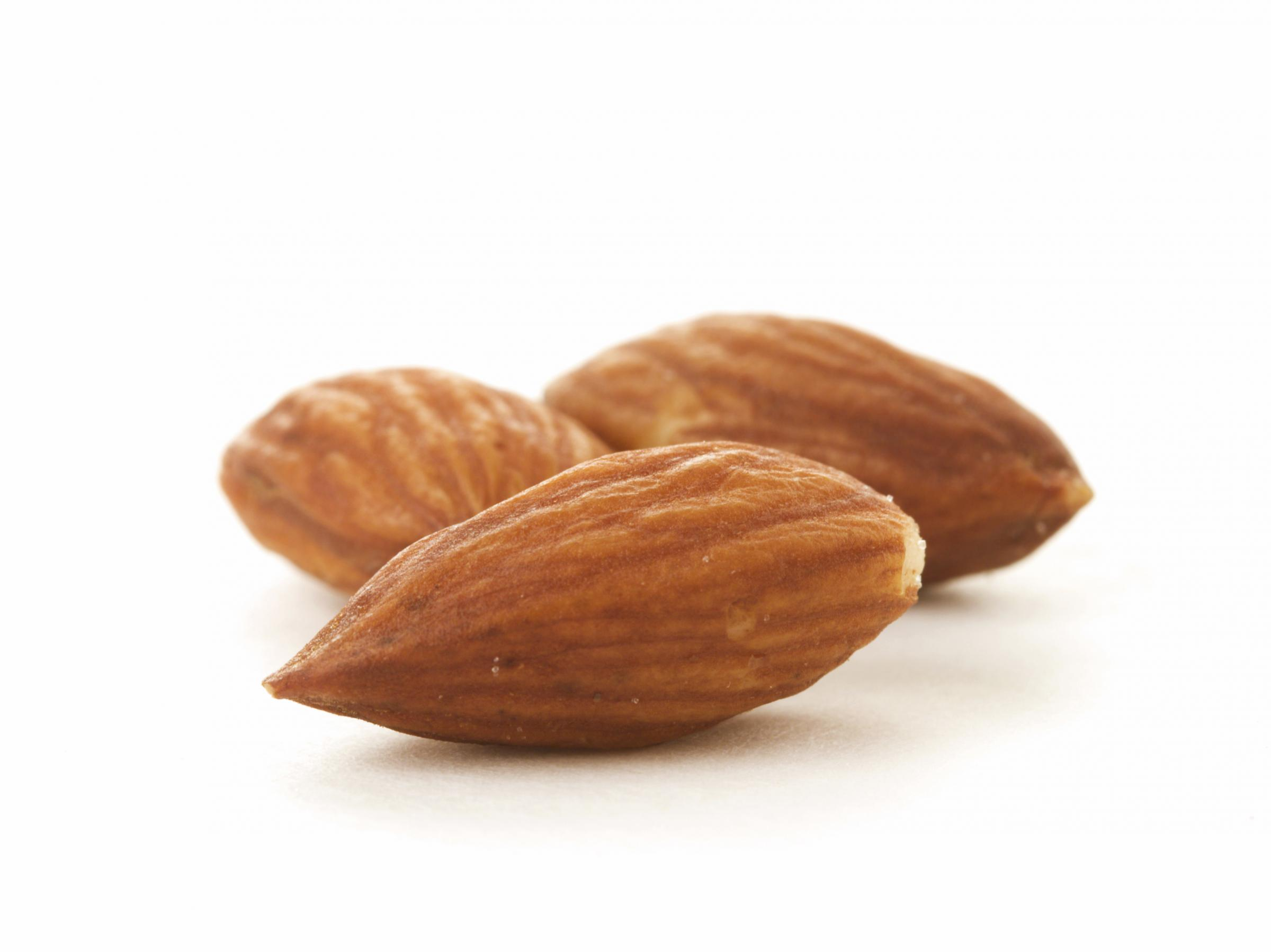 Why Do We Describe Asian Eyes As 'Almond-Shaped'? | MTPR Almonds