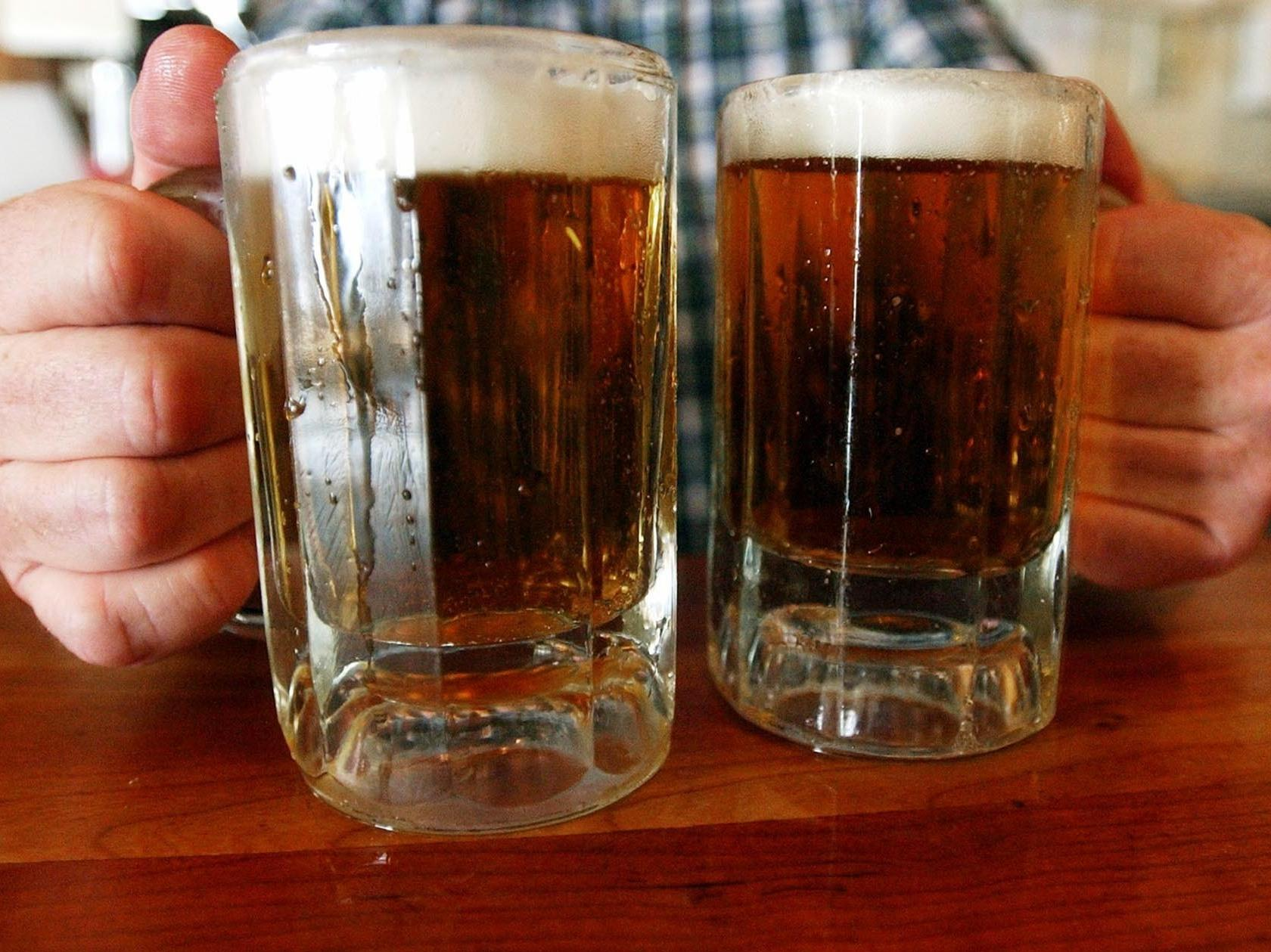 College Students Can Learn To Drink Less, If Schools Help