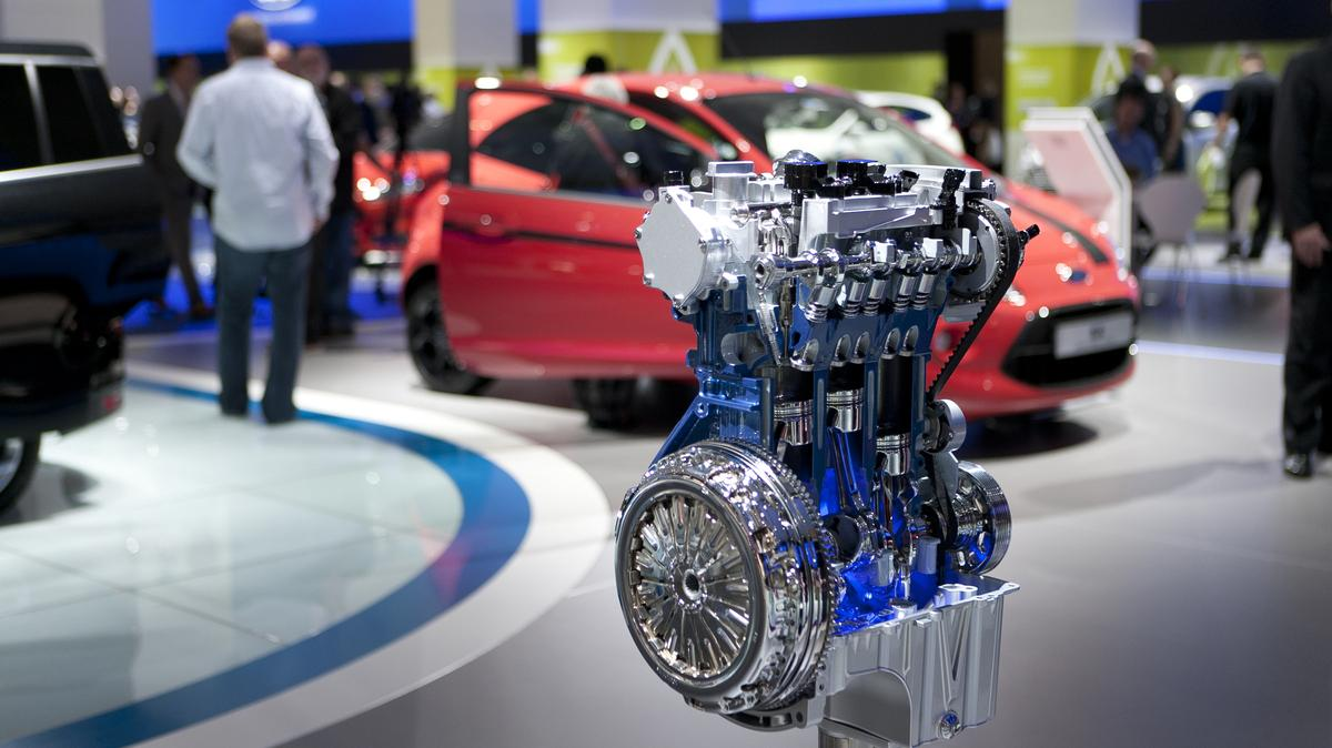 Ford 39 s little engine that could challenge hybrids for Ford motor company charitable giving