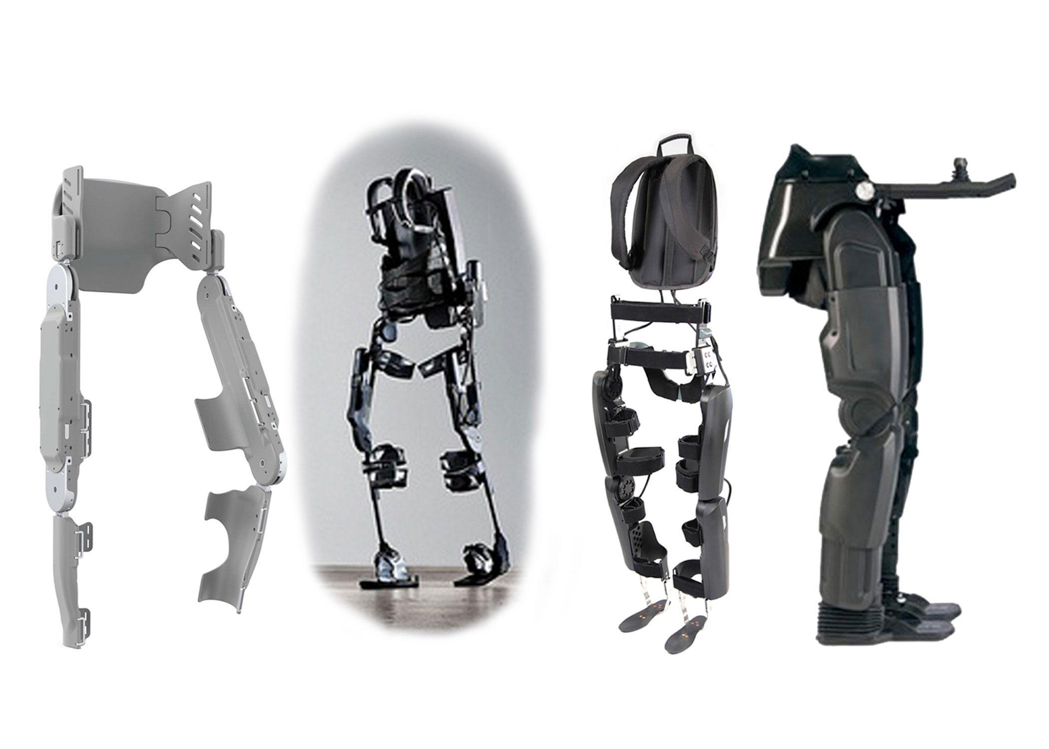 I Robot Paraplegics Get An Assist Kera News