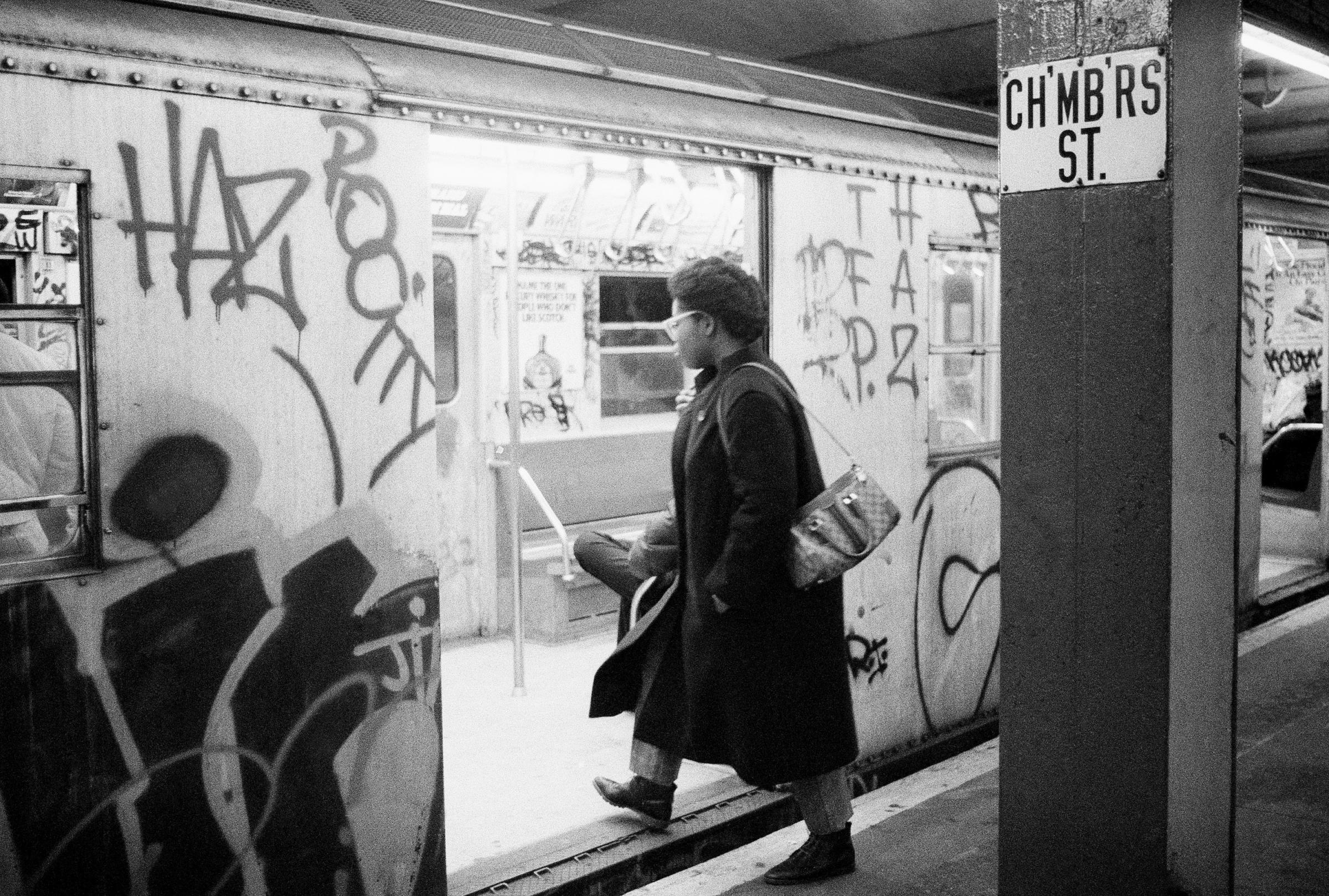 It Could Have Been Me The 1983 Death Of A Nyc Graffiti Artist Wjct News