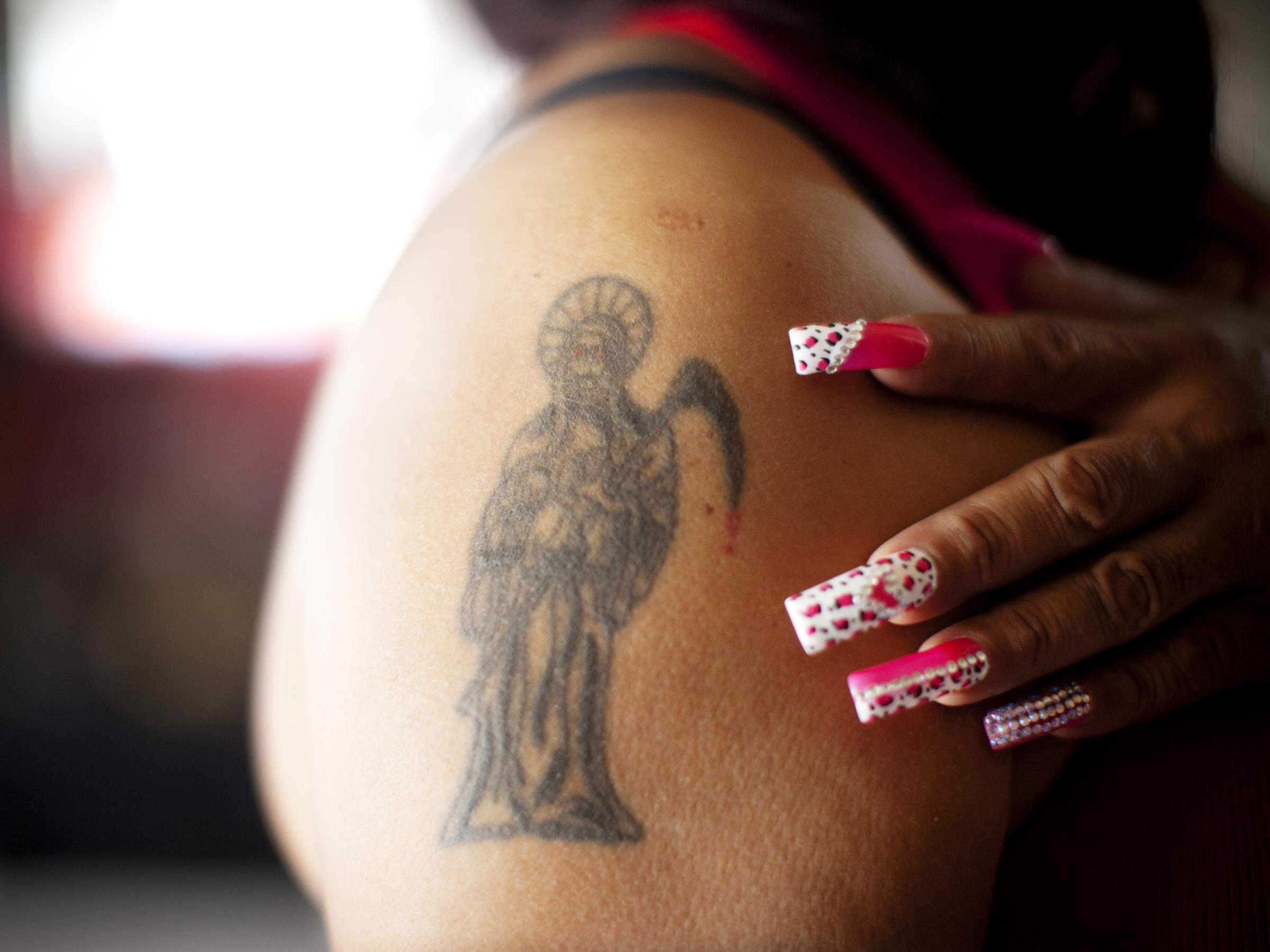Cartel De Santa Tattoos View slideshow