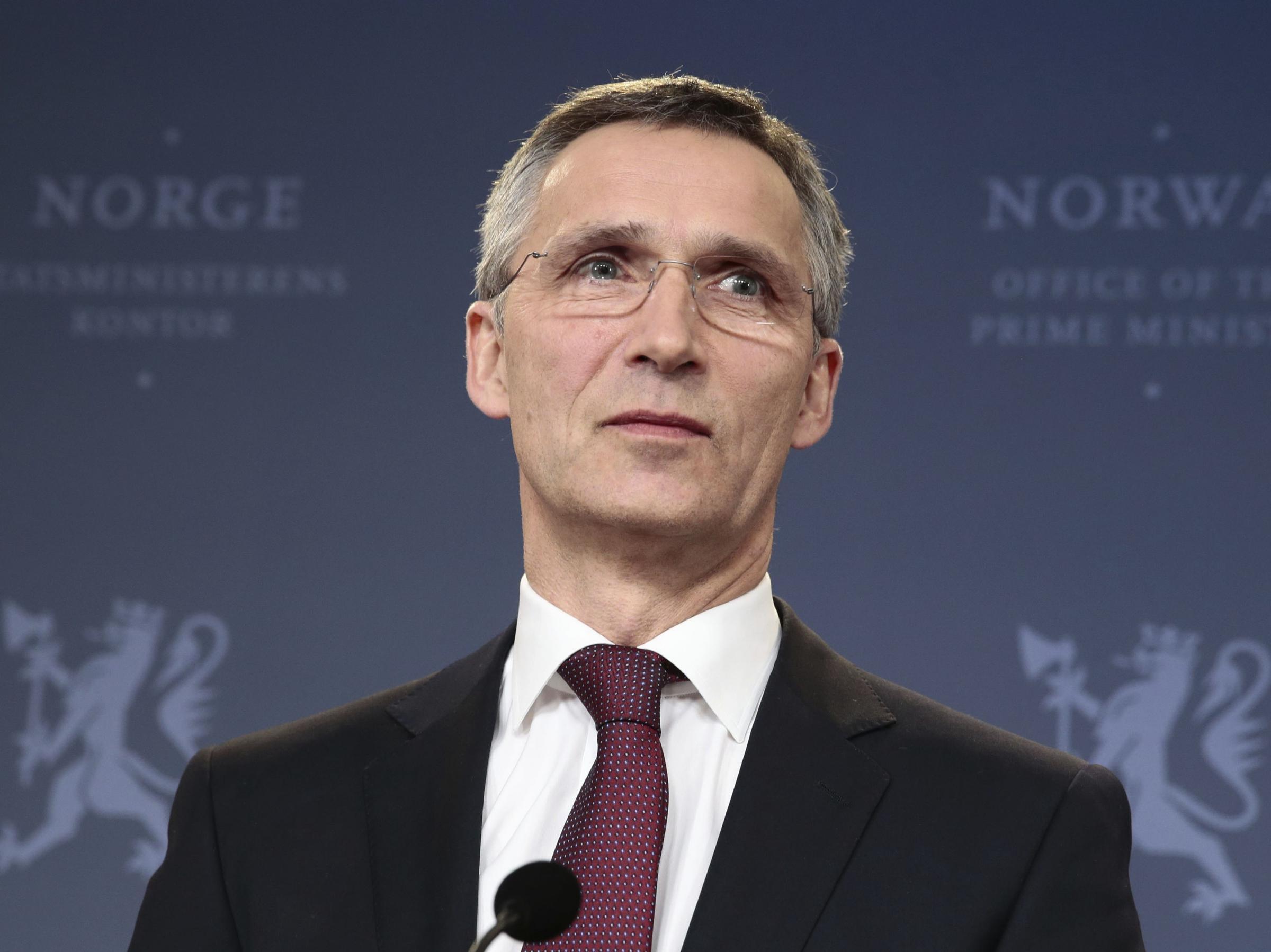 Norwegian jens stoltenberg will be nato 39 s next secretary - Prime minister office postal address ...