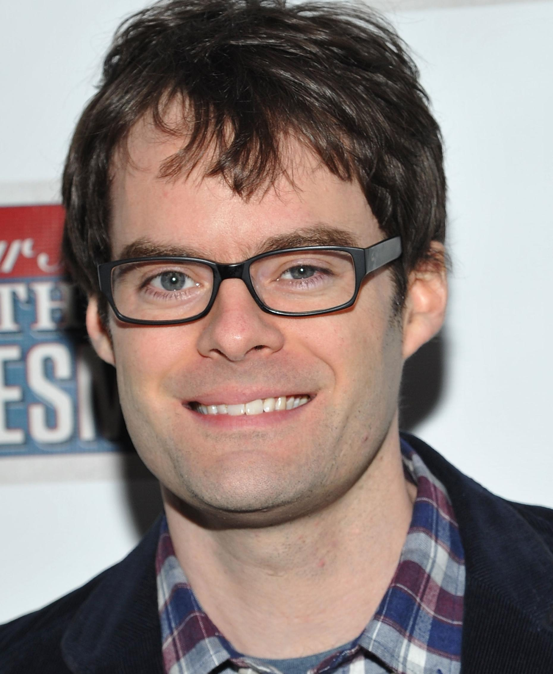 Bill Hader Was Nominated For An Emmy As Outstanding Supporting Actor In A Comedy Series For His Role As Stefon On Saturday Night Live