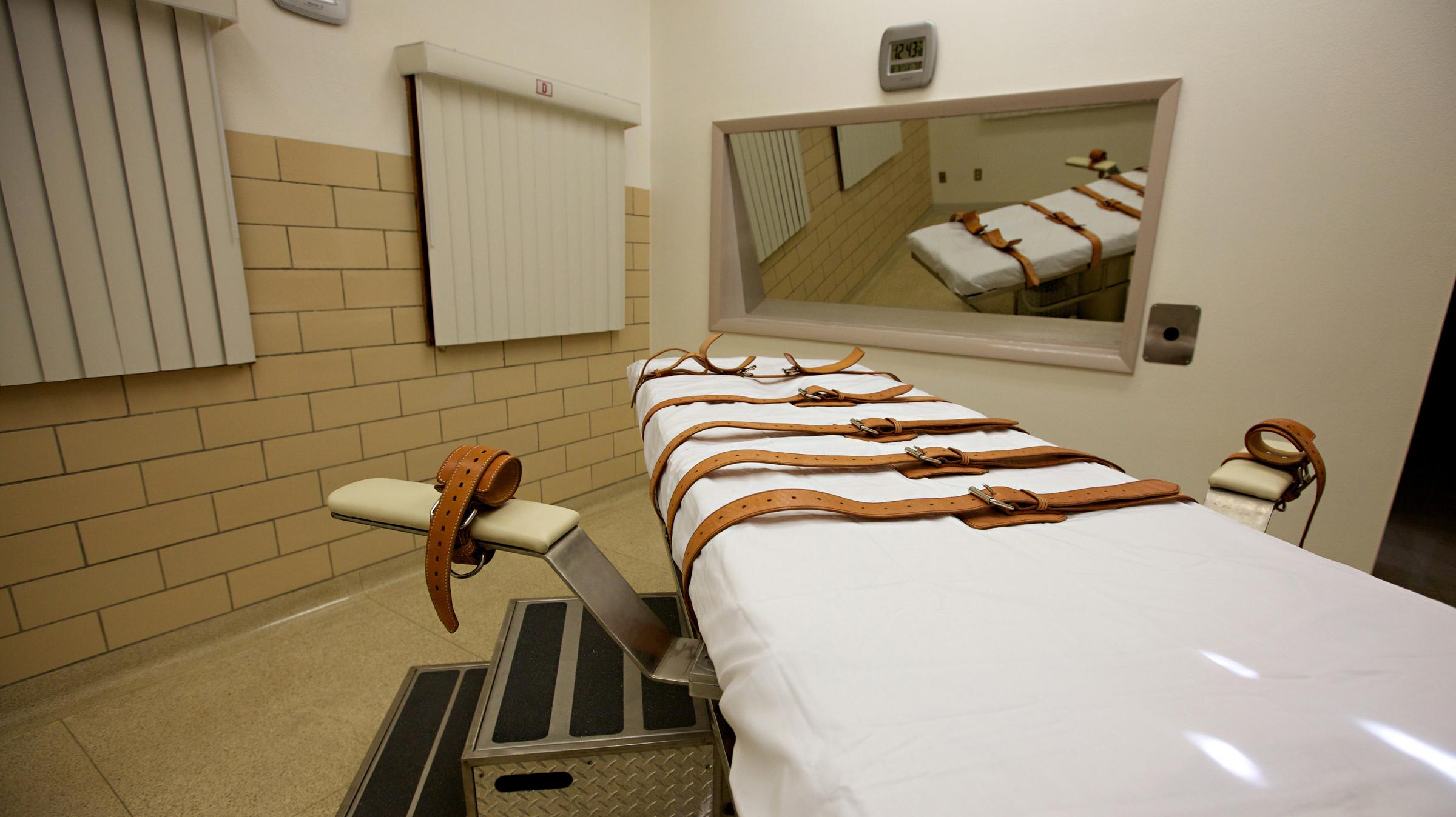 an argument in favor of death penalty with lethal injection in the united states