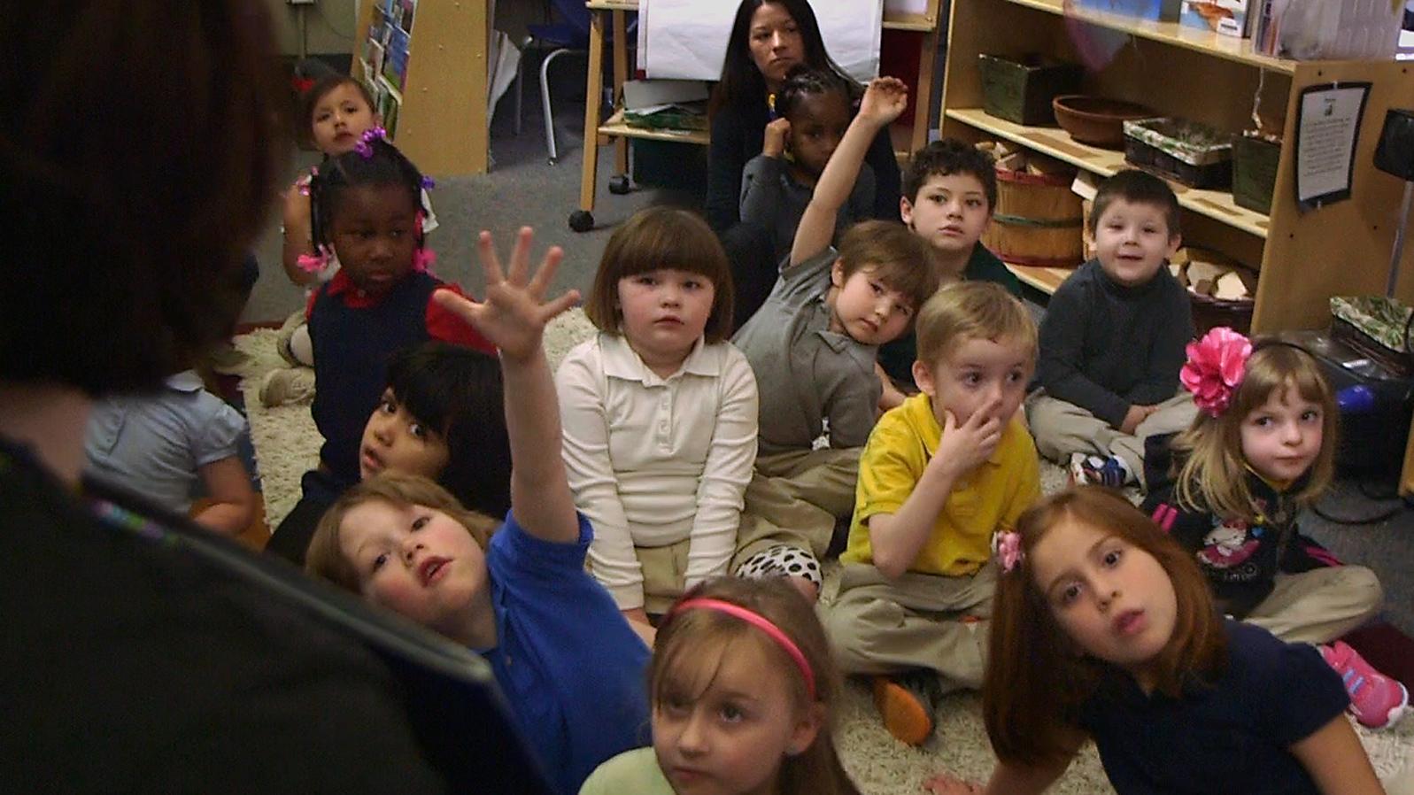 Development of preschool children
