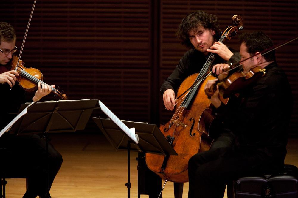 Writing for a string quartet?