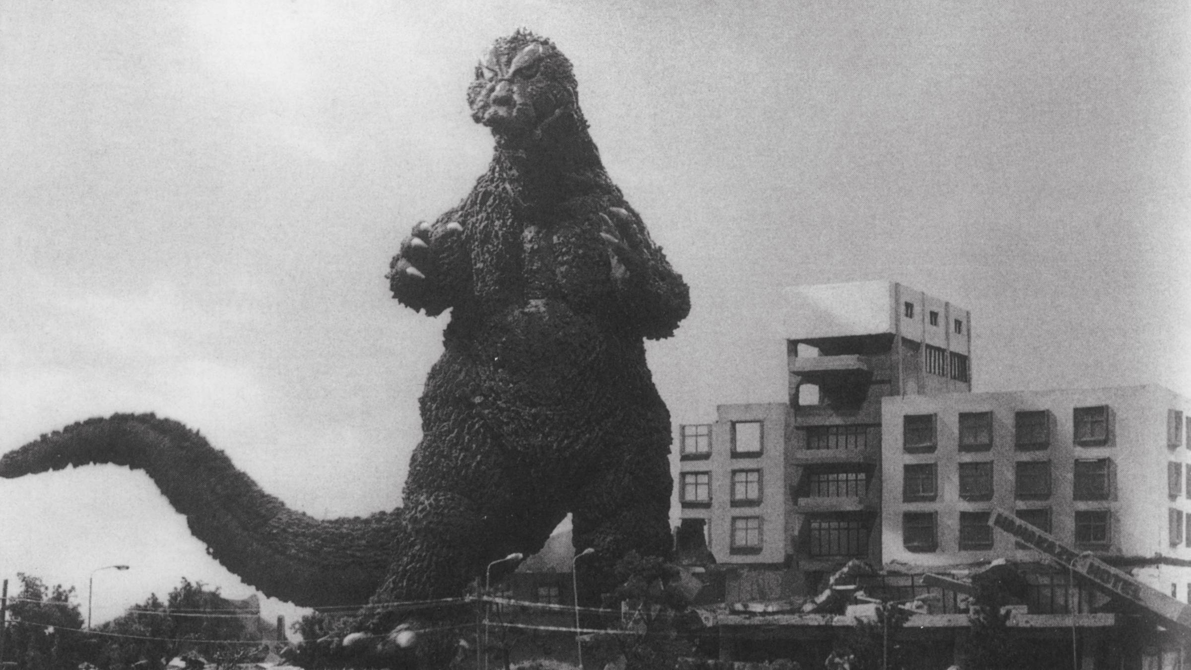 Godzilla Gay 75