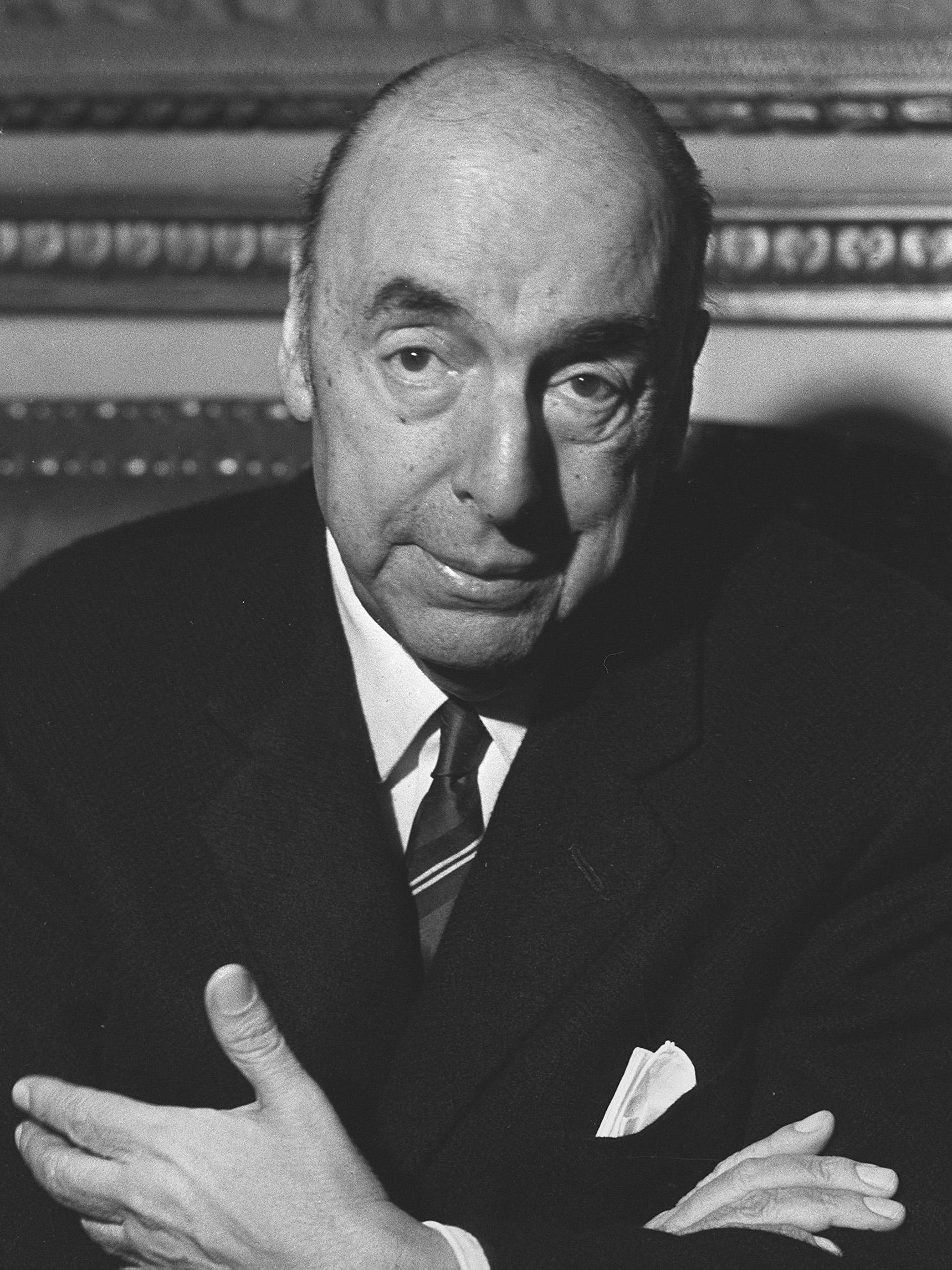Pablo Neruda and Death