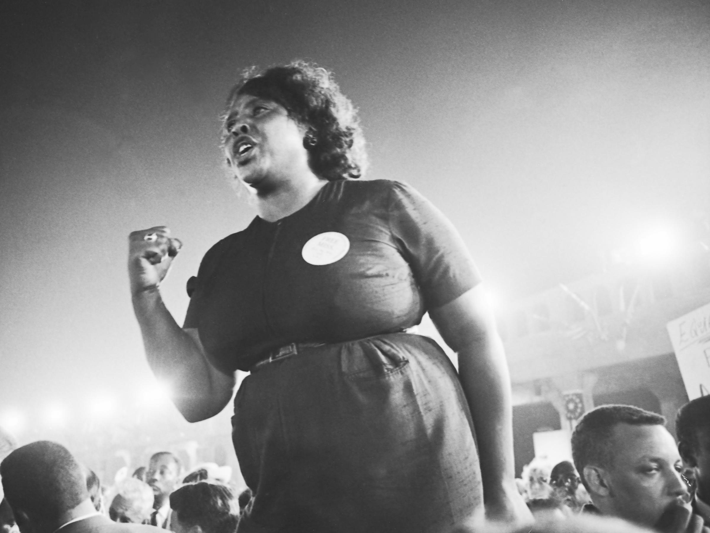 Black Then | Fannie Lou Hamer Arrested and Beaten in ... |Fannie Lou Hamer