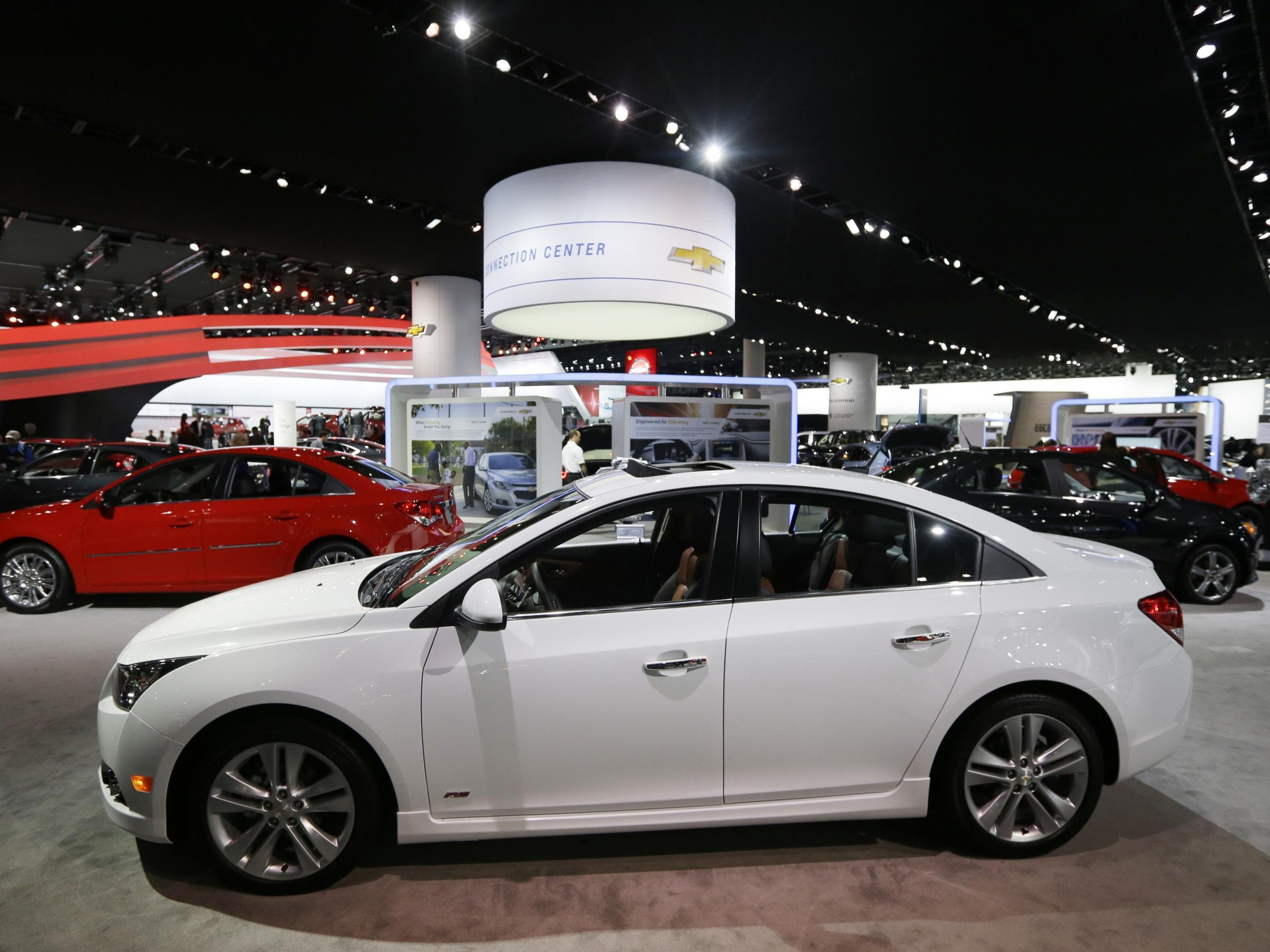 GM Stops Selling Late-Model Chevy Cruzes; Recall Expected | Vermont ...