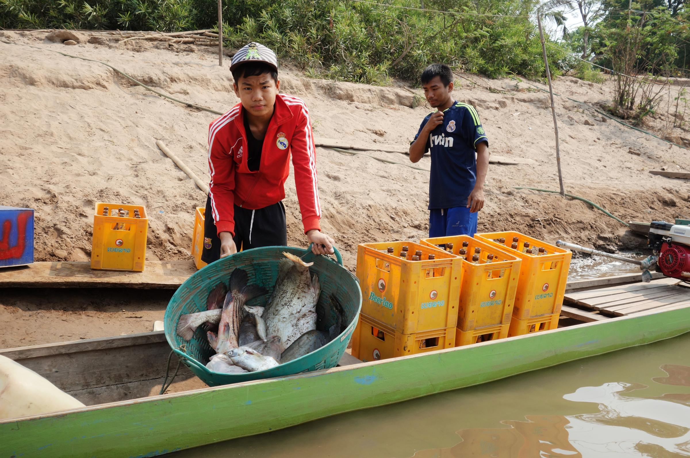 Damming the mekong river economic boon or environmental for Fishing jobs near me