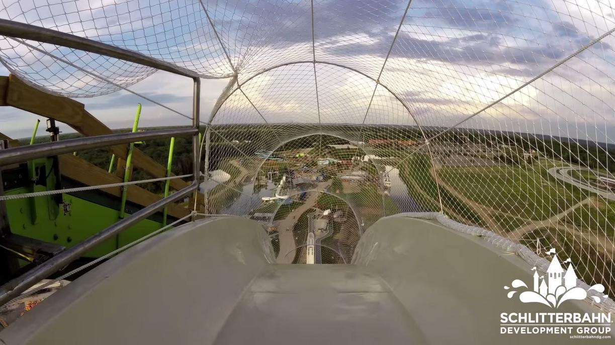 Will You Ride The World's Tallest Water Slide? | WVXU