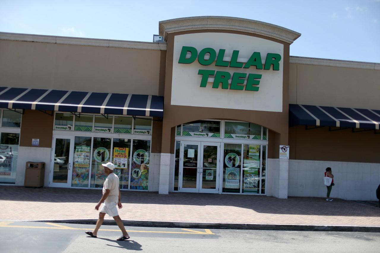 Dollar Tree Stores, Inc., formerly known as Only $, is an American chain of discount variety stores that sells items for $1 or less. Headquartered in Chesapeake, Virginia, it is a Fortune company and operates 14, stores throughout the 48 contiguous U.S. states and Canada. Its stores are supported by a nationwide logistics network of eleven distribution centers.
